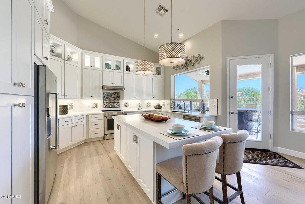 $849,700 - 4Br/3Ba - Home for Sale in Estates At Ironwood Village--remodeled, Scottsdale