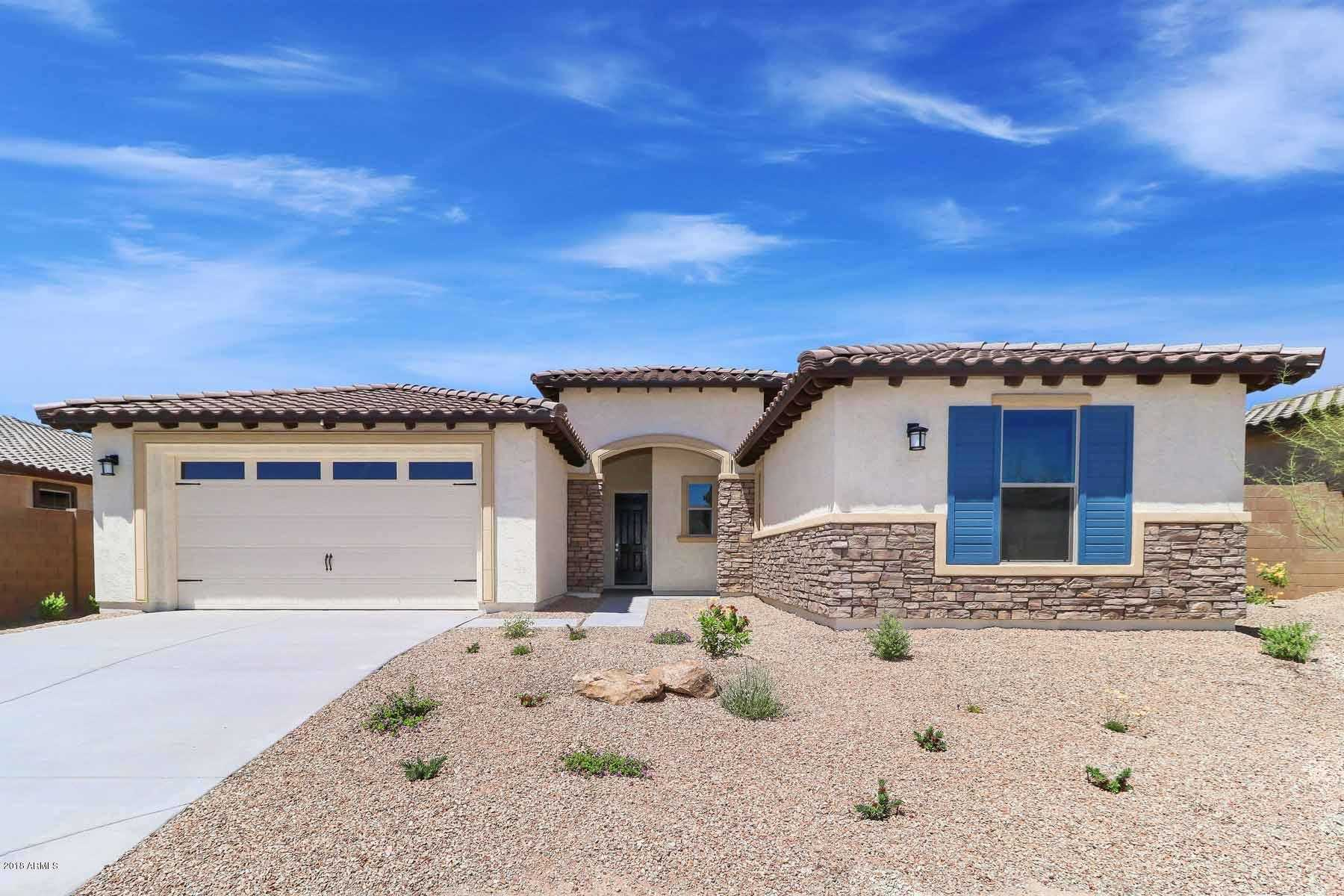 $356,900 - 4Br/3Ba - Home for Sale in Montecito Village At Estrella Mtn Ranch Parel 9.5, Goodyear