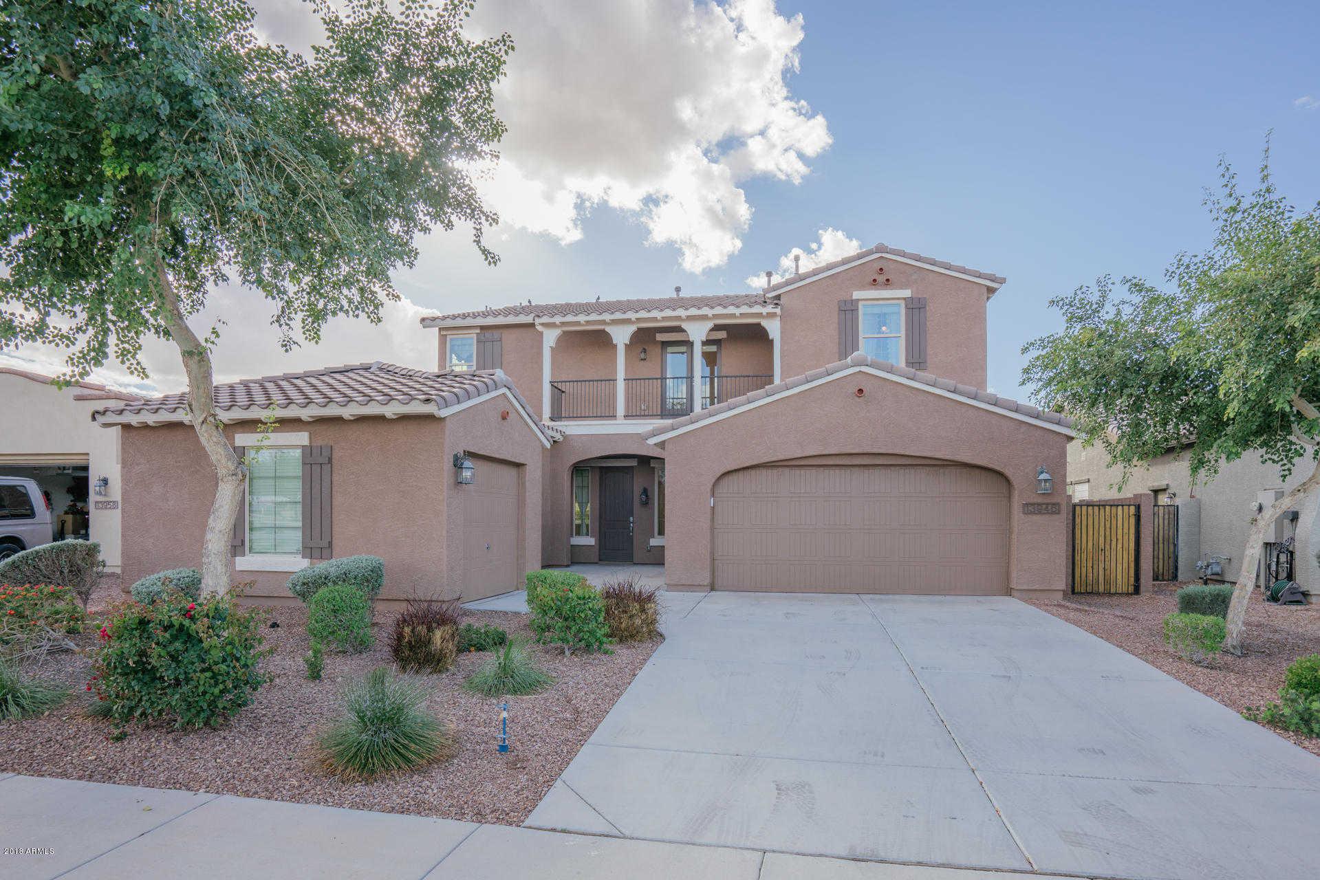 $340,000 - 4Br/3Ba - Home for Sale in Coronado Village At Estrella Mtn Ranch Parcel 7.7, Goodyear