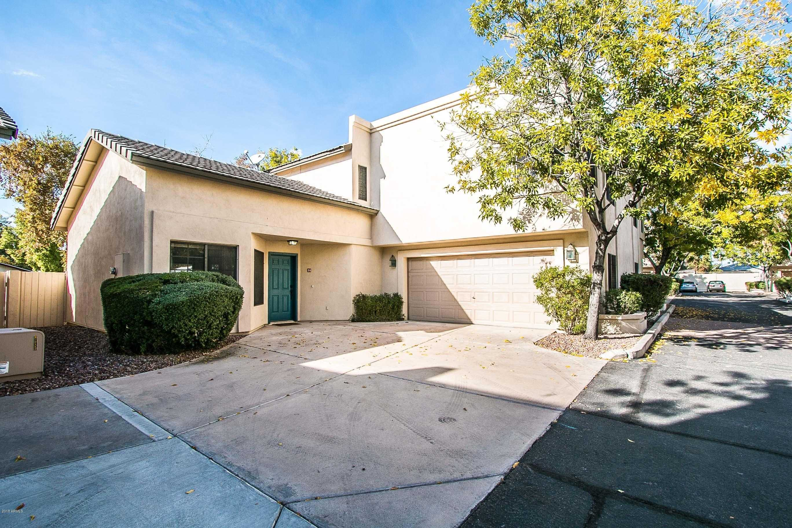 $397,900 - 3Br/3Ba -  for Sale in Rose Lane Estates Condominium Replat, Phoenix
