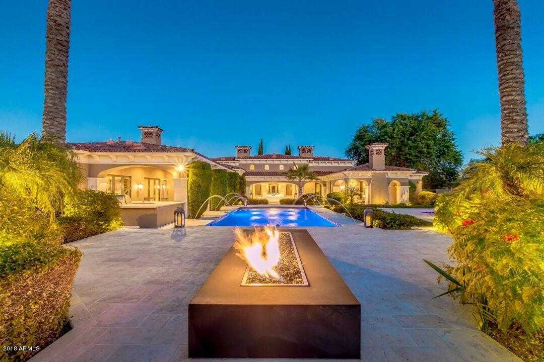 $4,989,000 - 5Br/6Ba - Home for Sale in Provided At Escrow, Paradise Valley