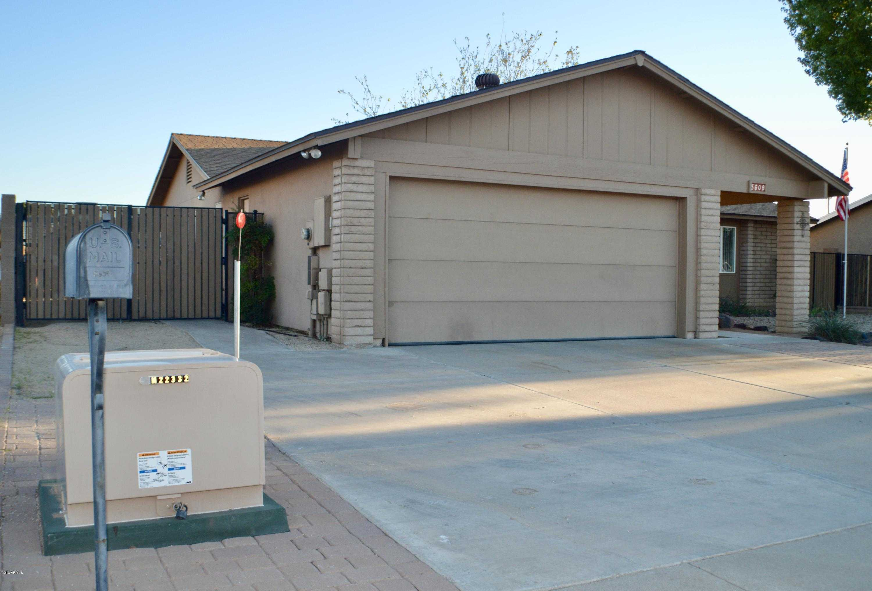 $235,000 - 3Br/2Ba - Home for Sale in Chapparal 2 Lot 1-114, Glendale