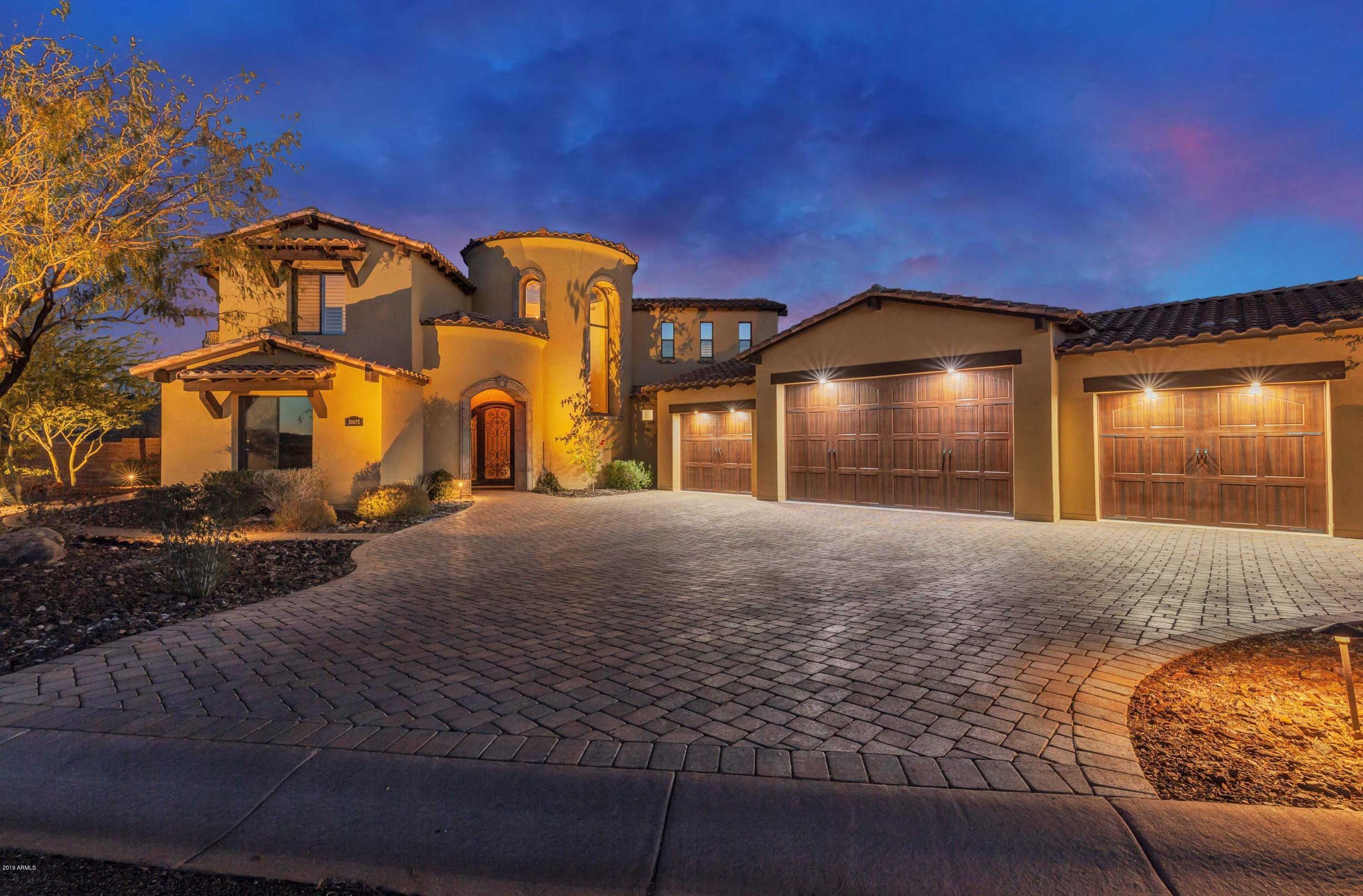 $1,599,000 - 5Br/6Ba - Home for Sale in Blackstone At Vistancia B2, Peoria