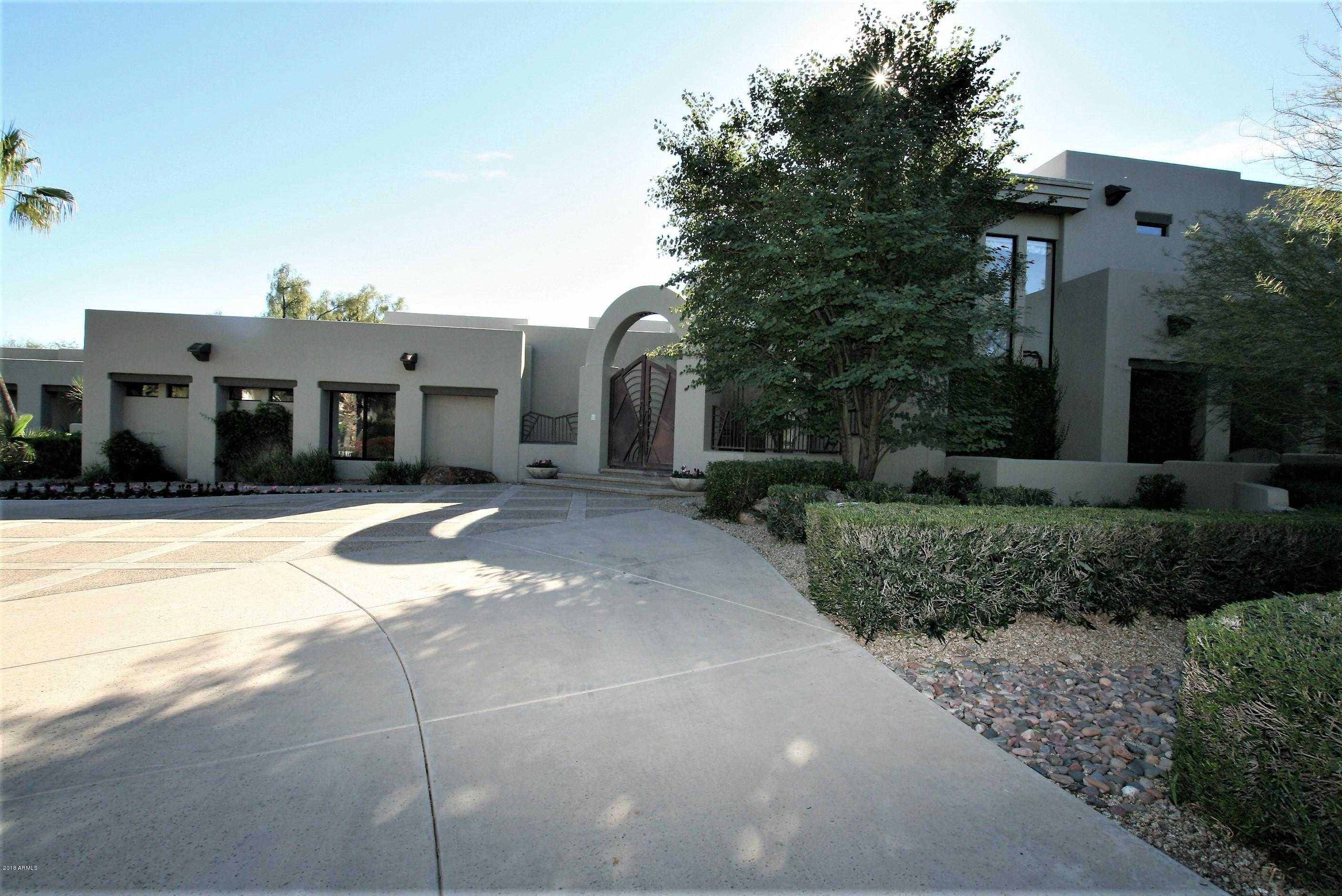 $1,995,000 - 4Br/6Ba - Home for Sale in Paradise Valley Pueblos Amd Lot 1-3, Paradise Valley