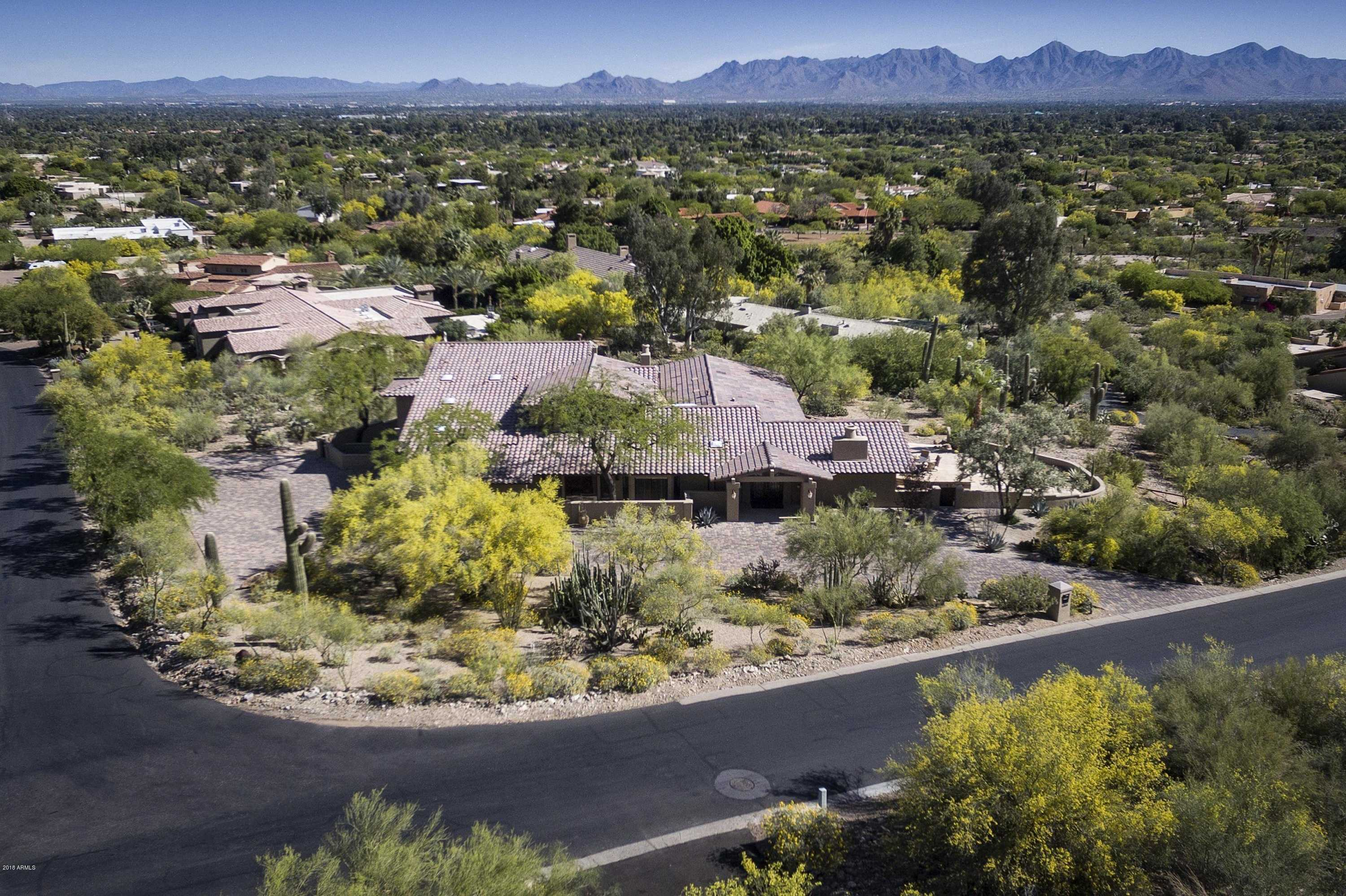 $1,895,000 - Br/Ba -  for Sale in Mummy Mountain, Paradise Valley