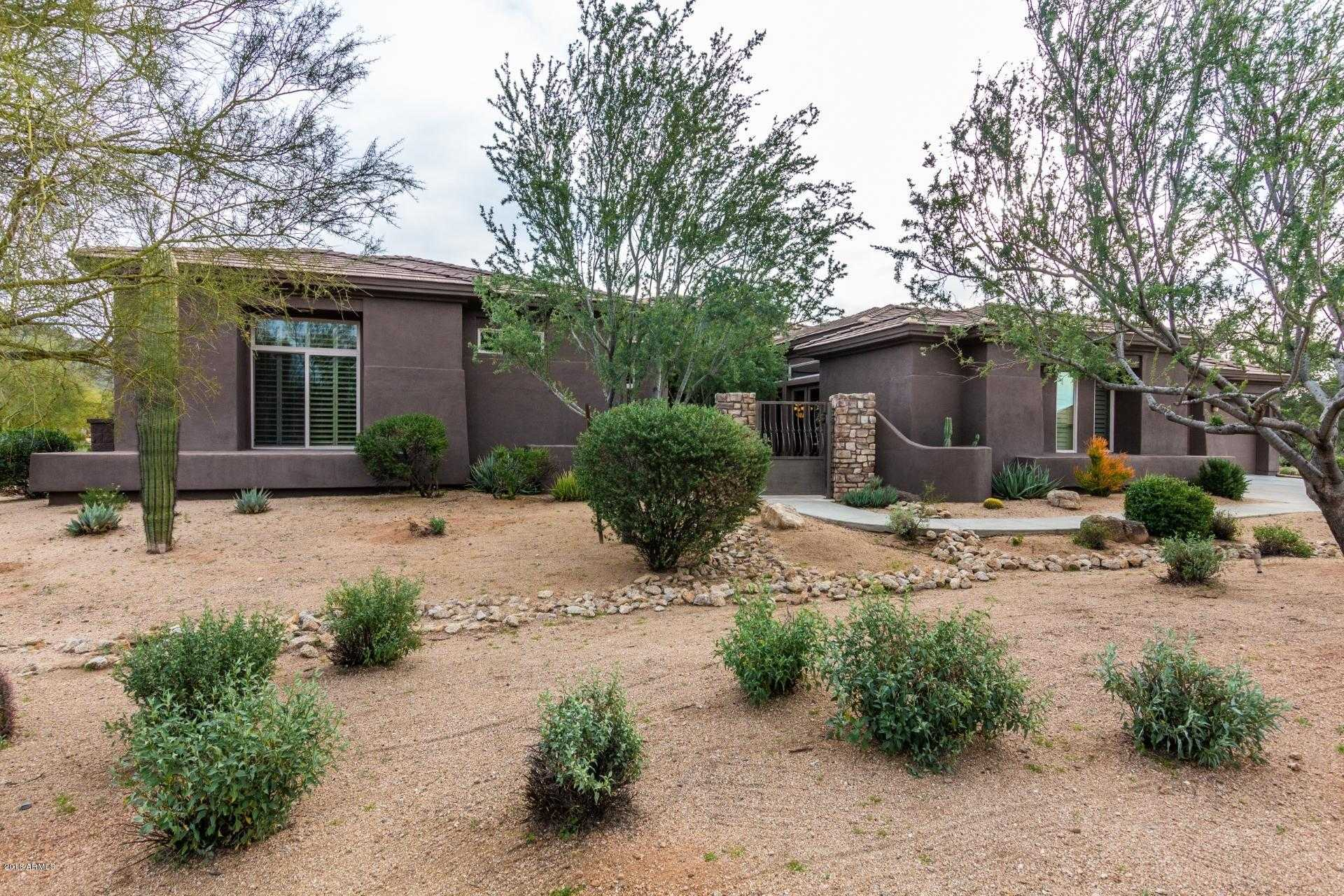 $5,000 - 5Br/5Ba - Home for Sale in Carefree Ironwood Estates, Carefree
