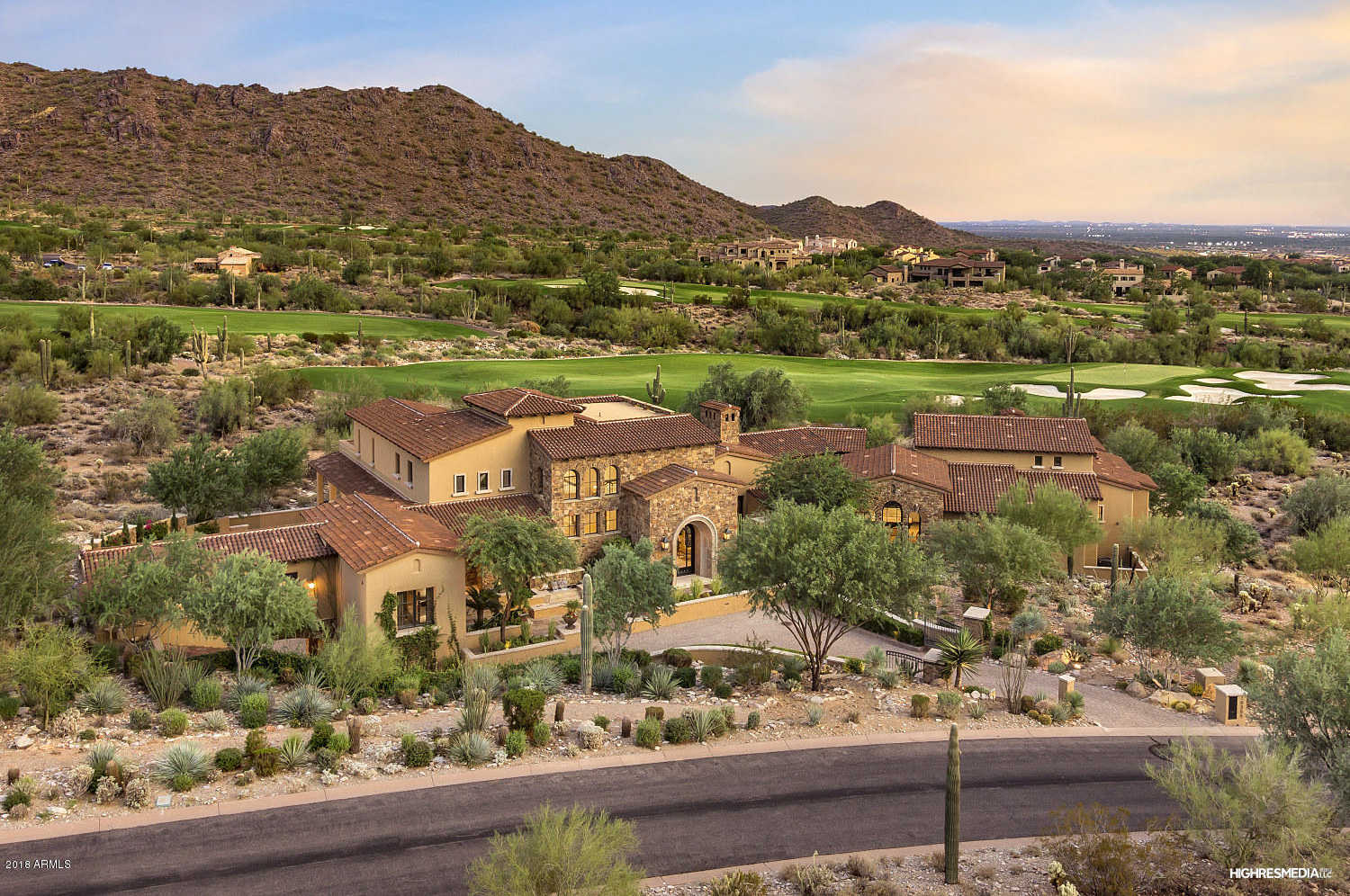 $8,750,000 - 6Br/11Ba - Home for Sale in Silverleaf At Dc Ranch, Scottsdale