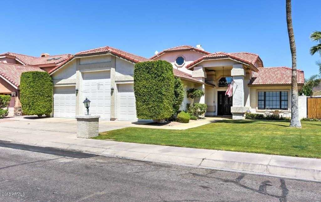 $599,900 - 4Br/3Ba - Home for Sale in Arrowhead Lakes 1 Replat Lt 1-204 A-h J-n P-r, Glendale