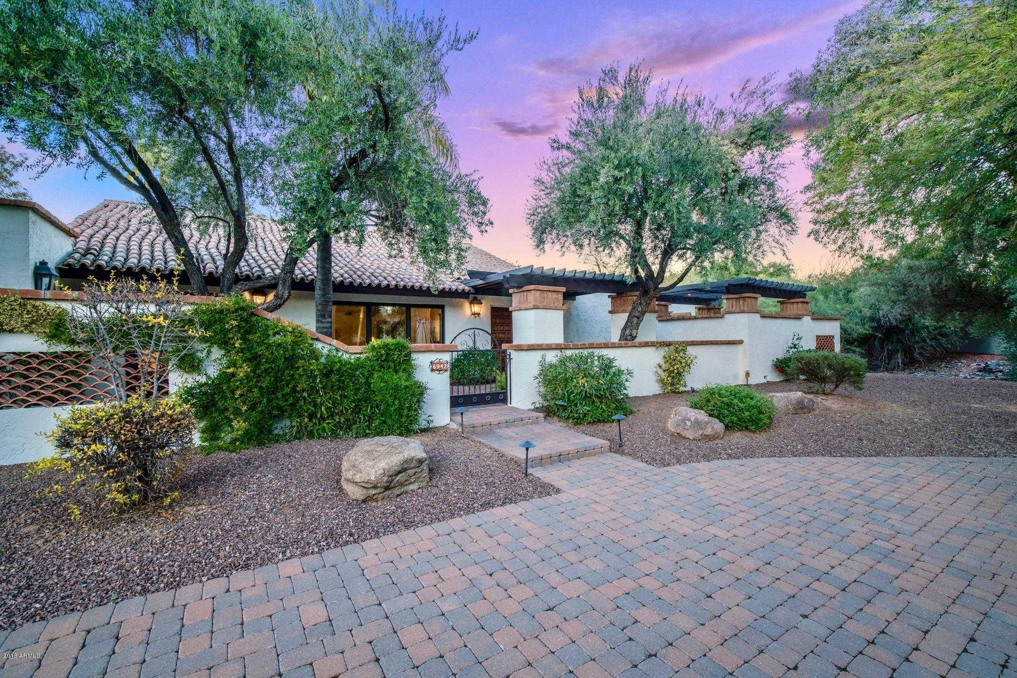 $1,350,000 - 4Br/4Ba - Home for Sale in Camelback Country Club Estates 5 Lot 109-133, Paradise Valley