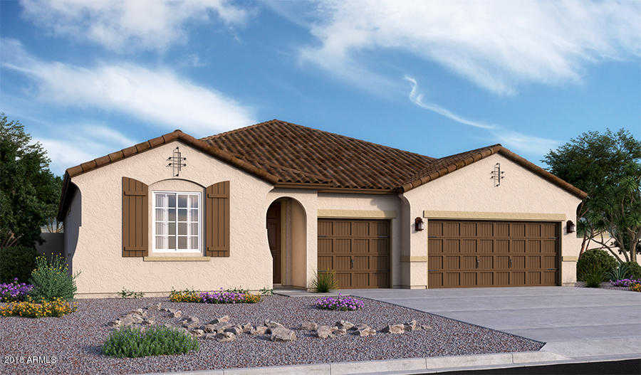 $362,990 - 4Br/4Ba - Home for Sale in Estrella Mountain Ranch Parcel 99, Goodyear