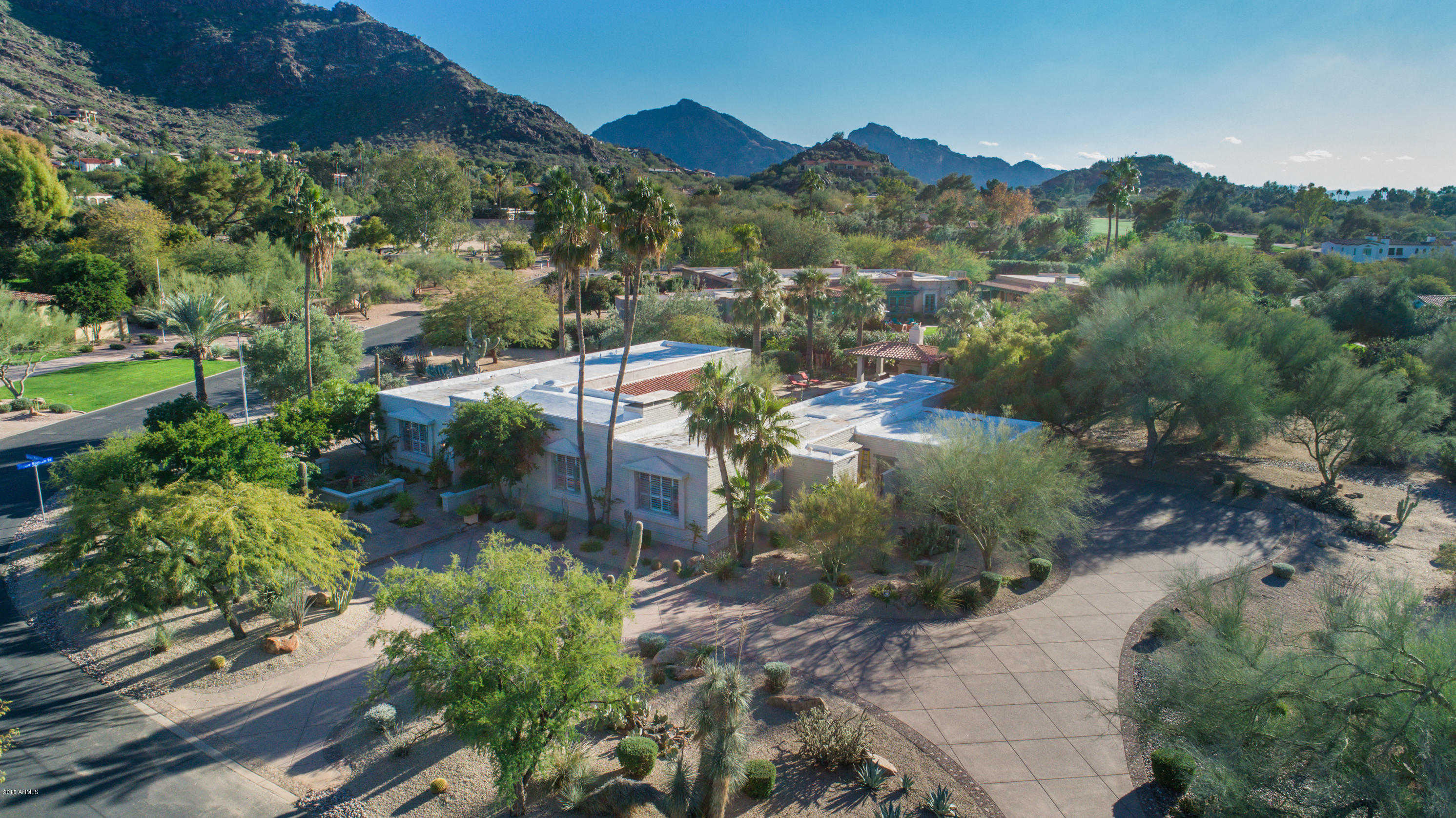 $1,595,000 - 4Br/5Ba - Home for Sale in Franciscan Terrace, Paradise Valley
