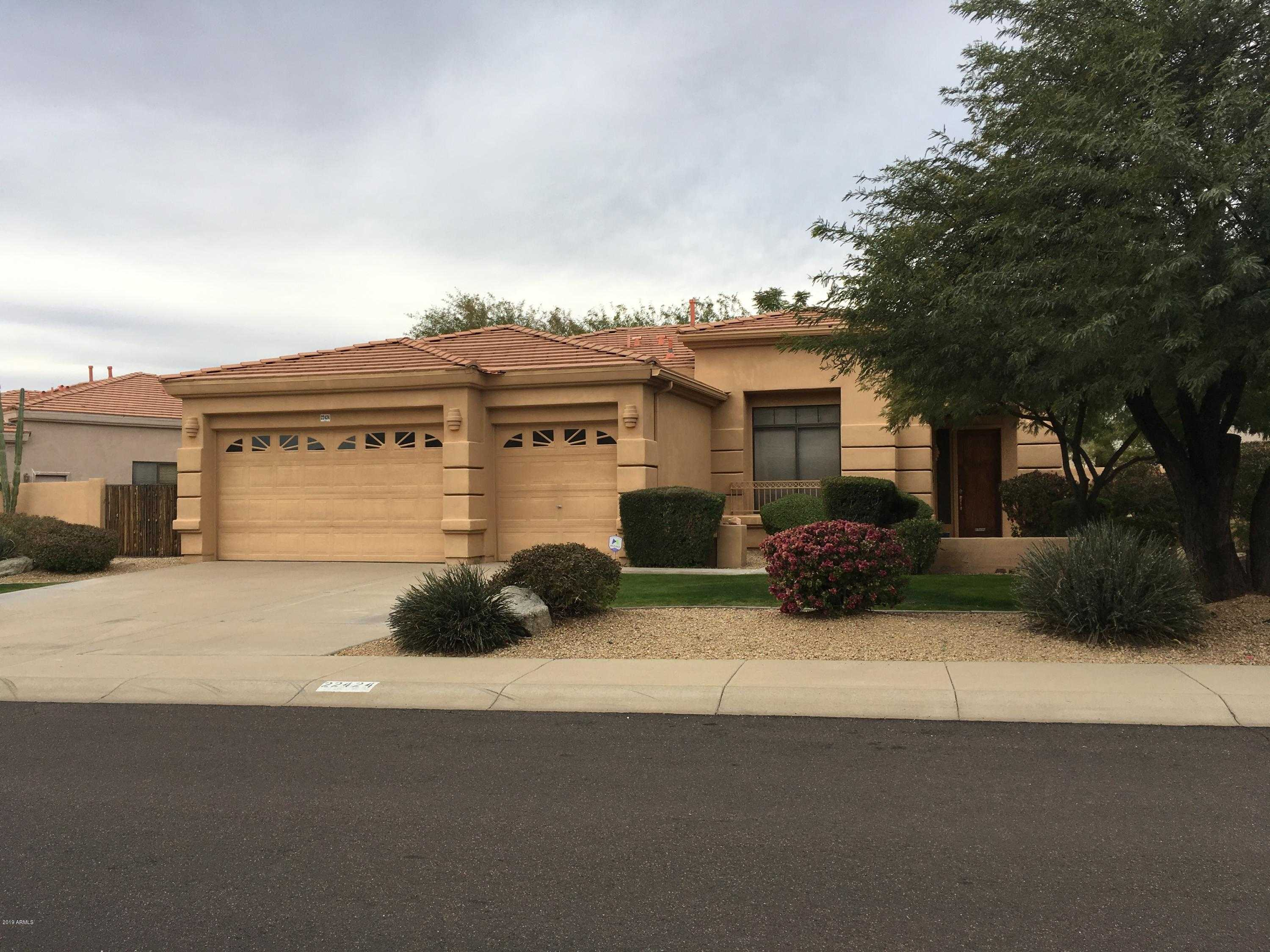 $2,300 - 3Br/2Ba - Home for Sale in Desert Ridge Parcel 4.17, Phoenix