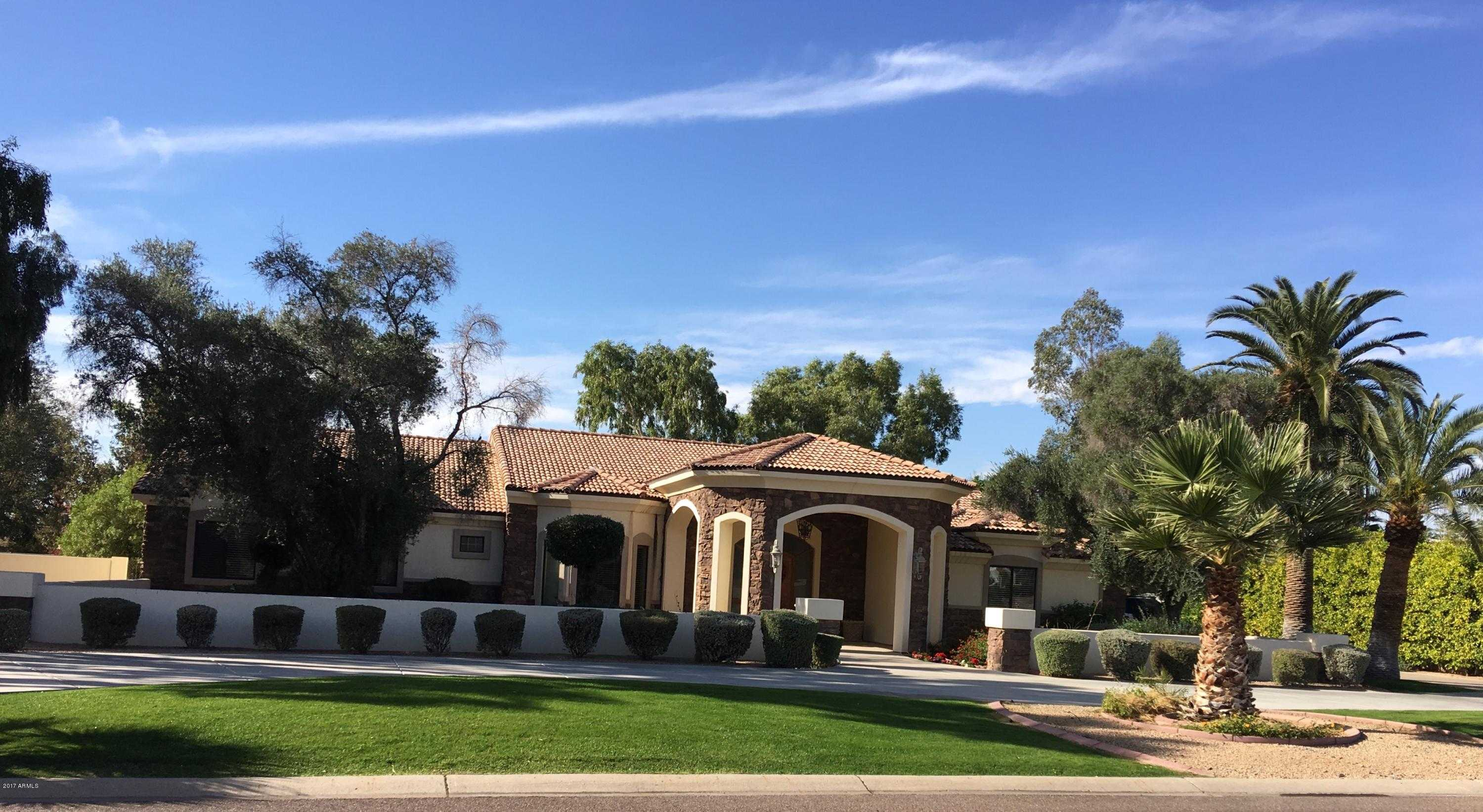 $1,625,000 - 4Br/4Ba - Home for Sale in Country Club Acres, Paradise Valley