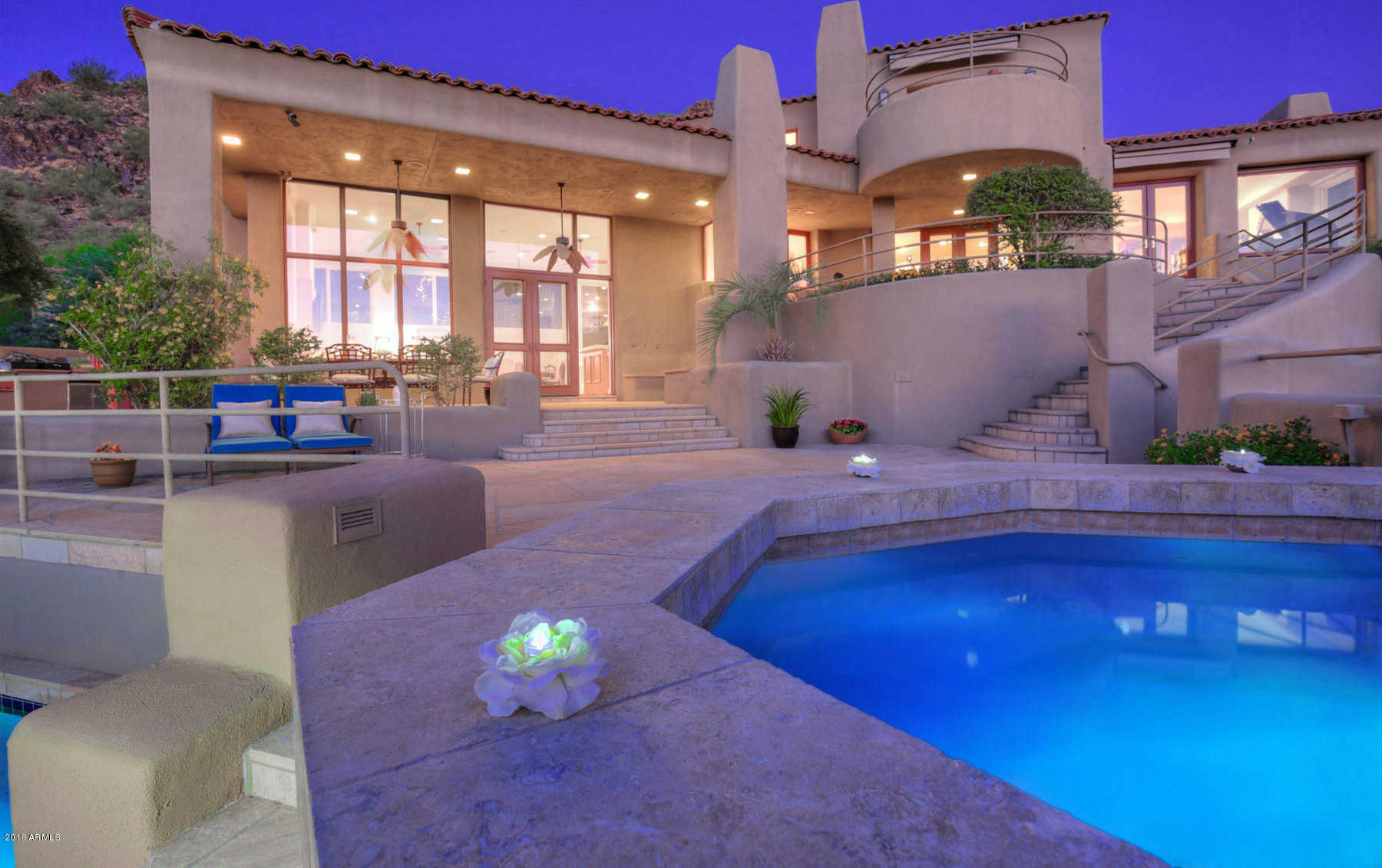 $2,395,000 - 7Br/9Ba - Home for Sale in Montana De Bonitas Casas Replat Lt 1-4 5a 7-12, Paradise Valley