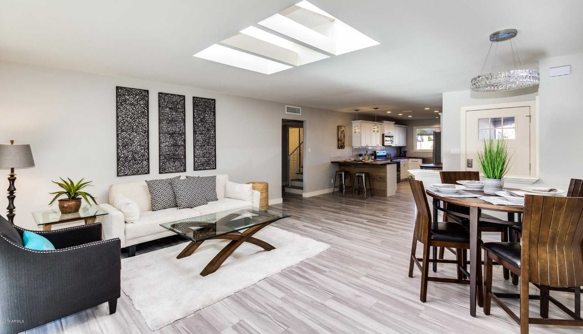 $483,900 - 3Br/3Ba -  for Sale in Villa Monterey 3a, Scottsdale