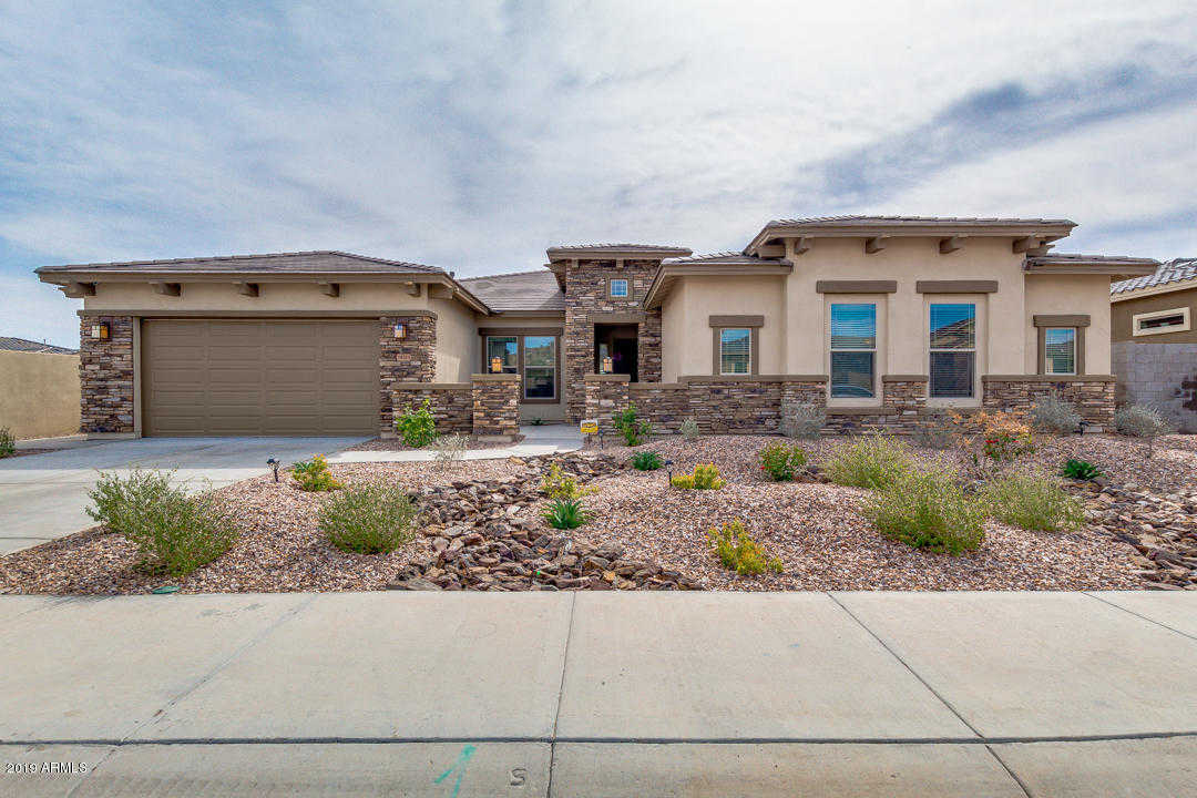 $650,000 - 4Br/4Ba - Home for Sale in Estrella Parcel 5.5 Phase 2, Goodyear