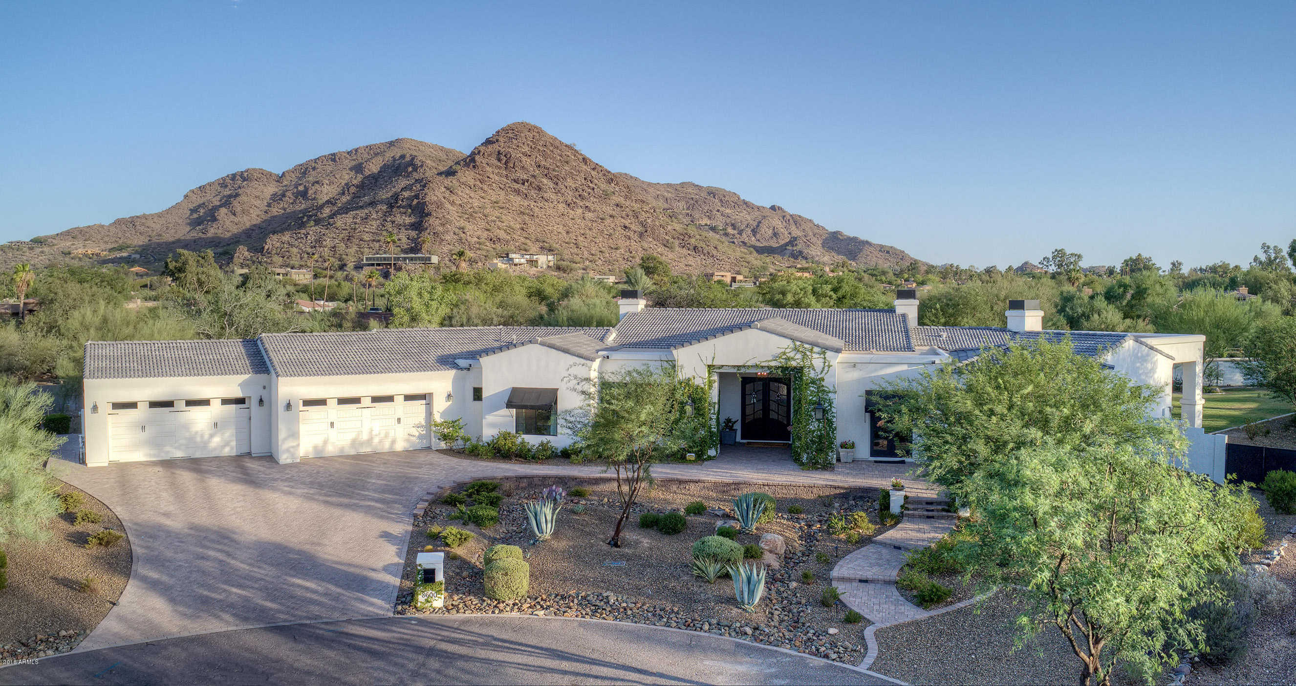 $2,495,000 - 5Br/5Ba - Home for Sale in Mockingbird Lane Estates 5, Paradise Valley