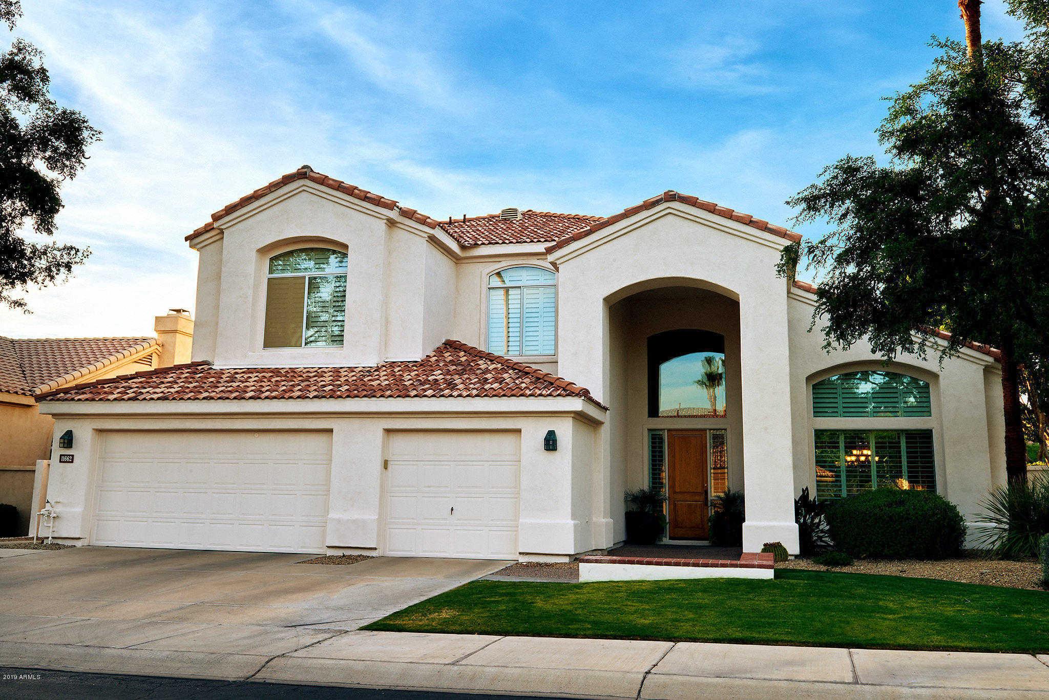 $652,000 - 4Br/3Ba - Home for Sale in Parcel 4 At Stonegate, Scottsdale