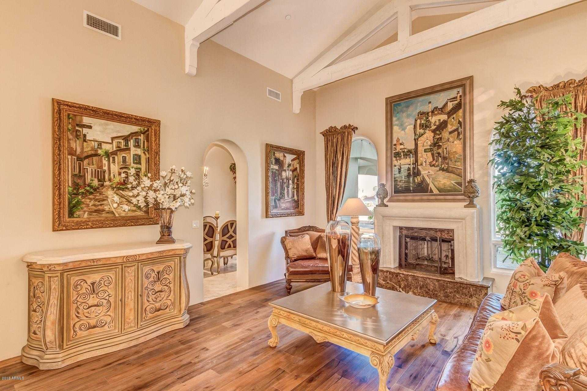 $1,395,000 - 4Br/4Ba - Home for Sale in La Colina, Paradise Valley