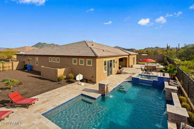 $997,000 - 4Br/5Ba - Home for Sale in Lone Mountain, Cave Creek