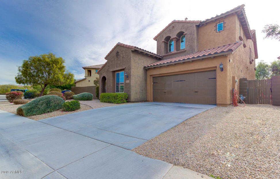 $613,000 - 3Br/3Ba - Home for Sale in Desert Ridge Superblock 11 Parcel 5, Phoenix
