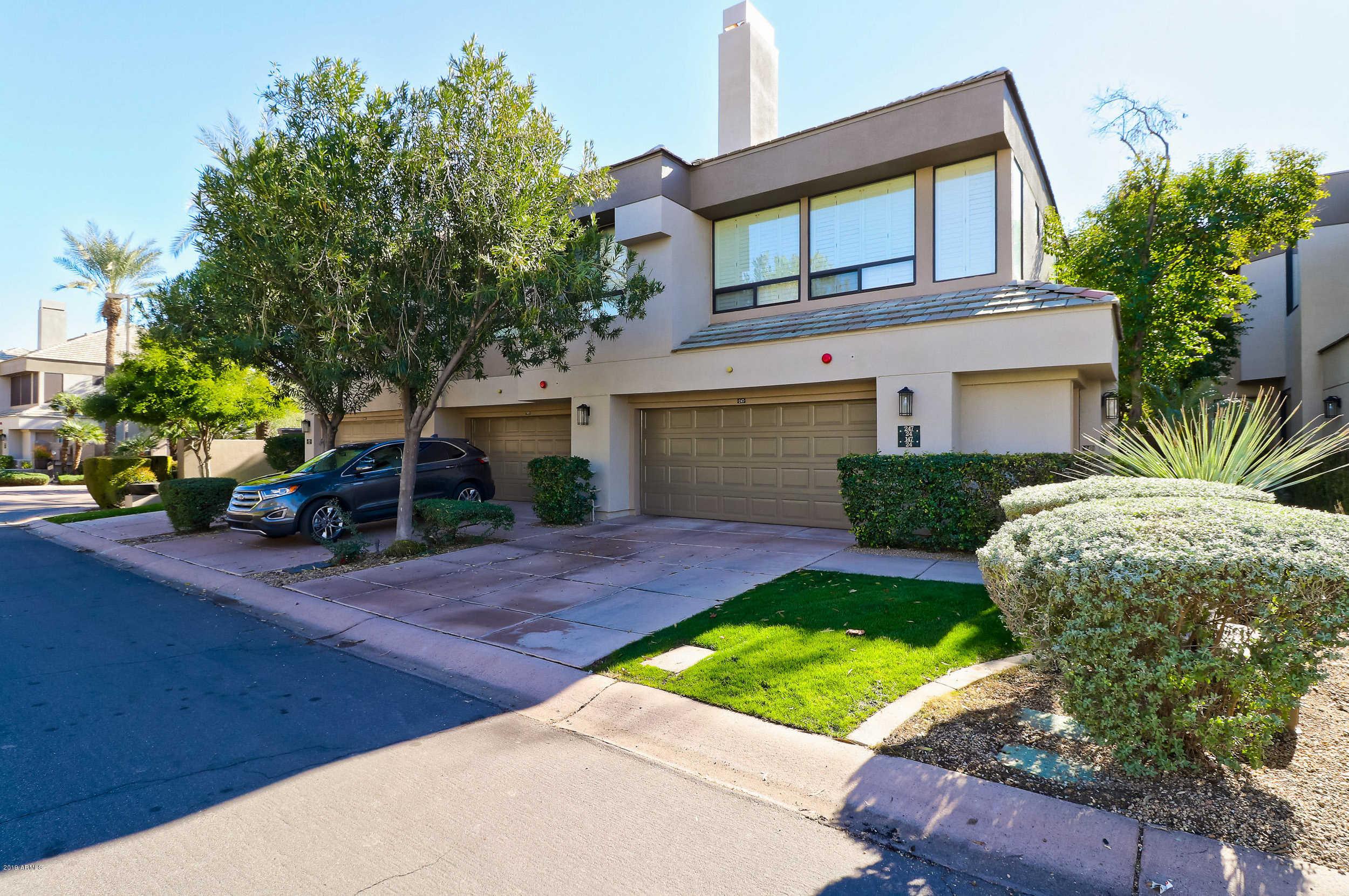 $525,000 - 2Br/2Ba -  for Sale in 7400 Gainey Club Drive Condo, Scottsdale