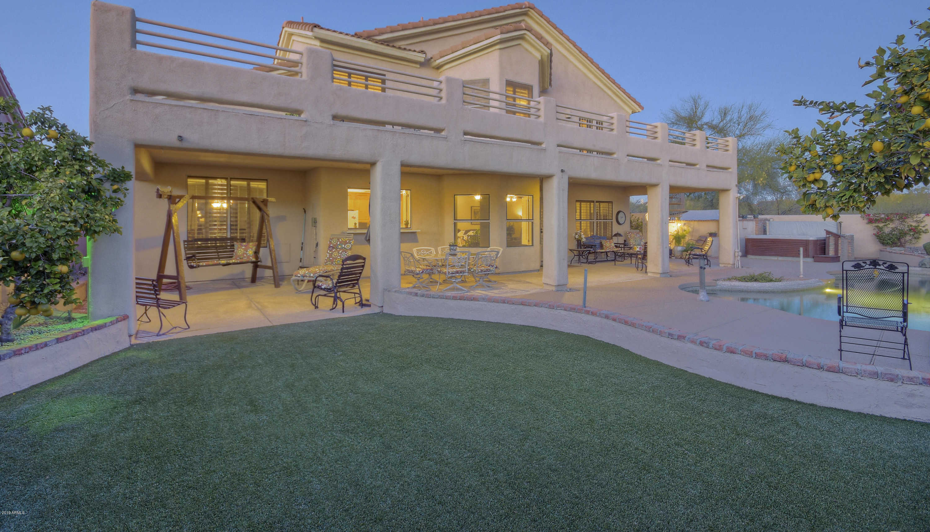 $650,000 - 4Br/4Ba - Home for Sale in Sierra Pass At Desert Ridge, Phoenix