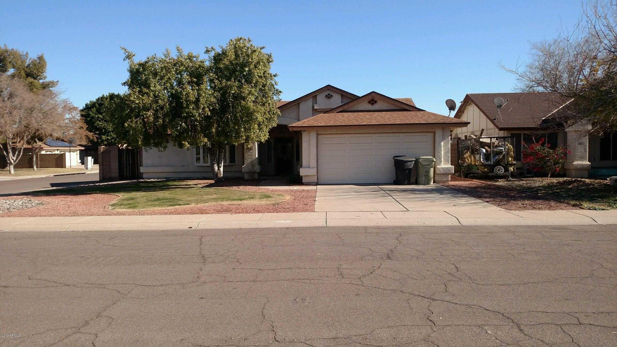 $219,000 - 3Br/2Ba - Home for Sale in Camelback Park Lot 1-288 Tr A-d, Glendale