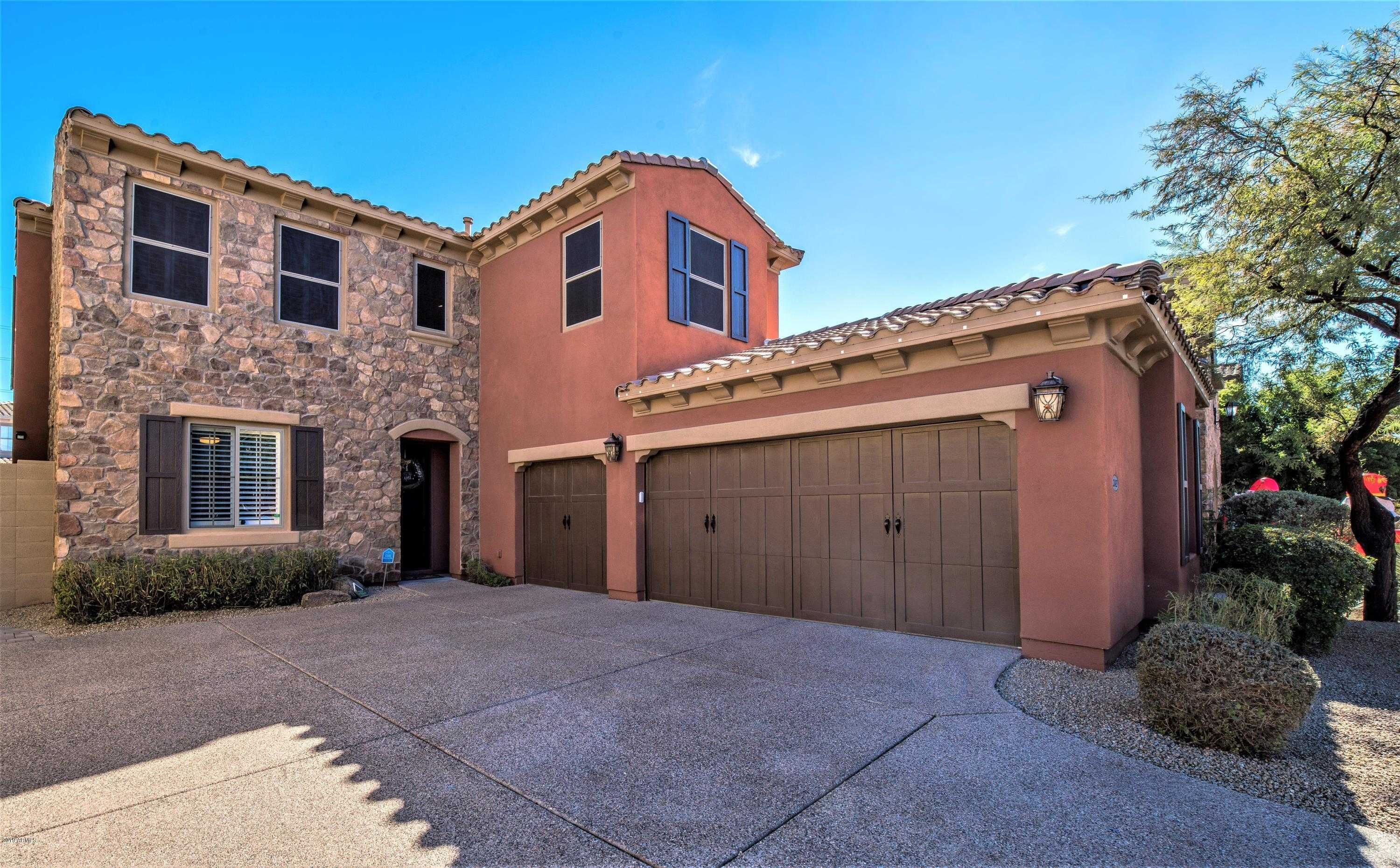 $637,000 - 4Br/3Ba - Home for Sale in Village 12 At Aviano, Phoenix