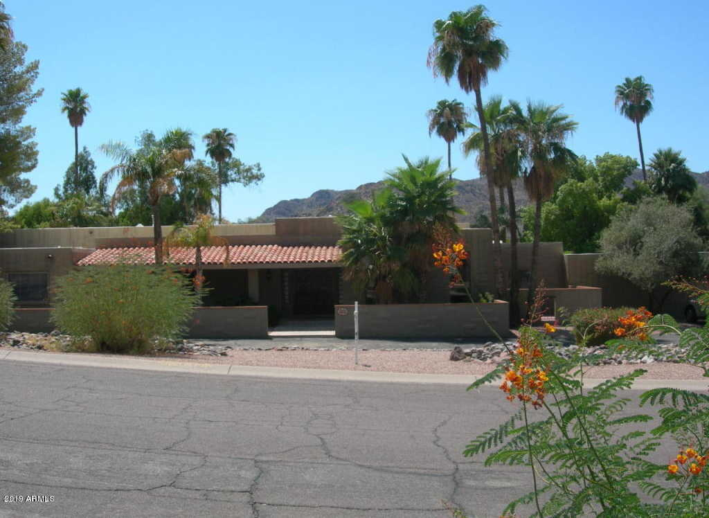 $1,750,000 - 5Br/5Ba - Home for Sale in Paradise Canyon Foothills, Paradise Valley