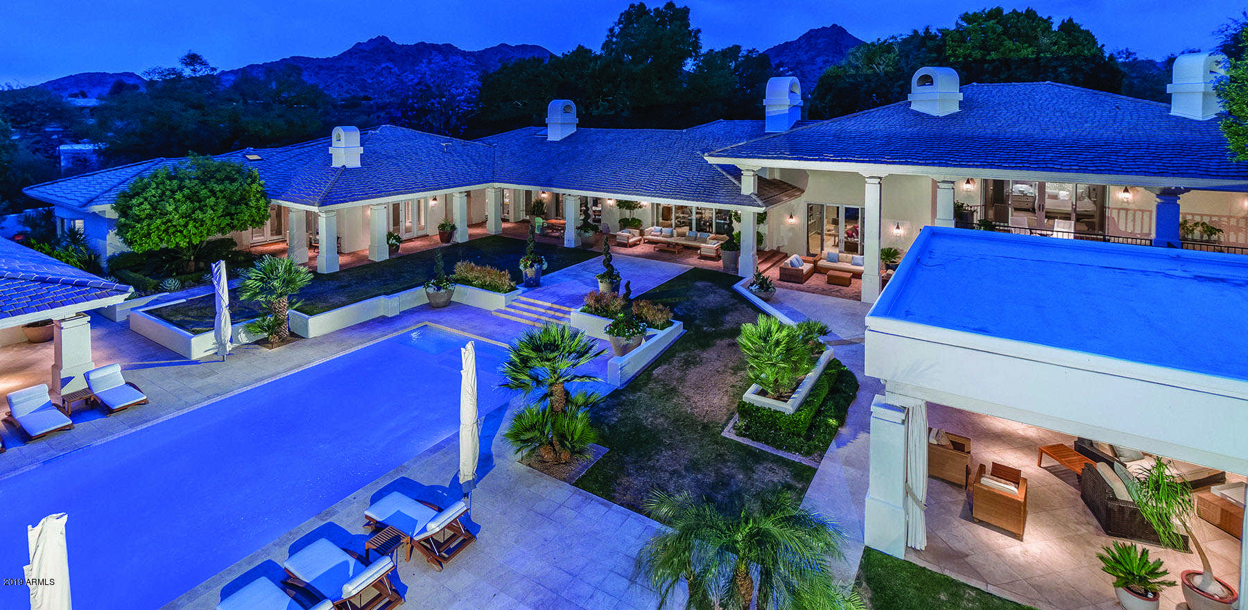 $8,500,000 - 7Br/8Ba - Home for Sale in Palo Verde Foothills 1, Paradise Valley