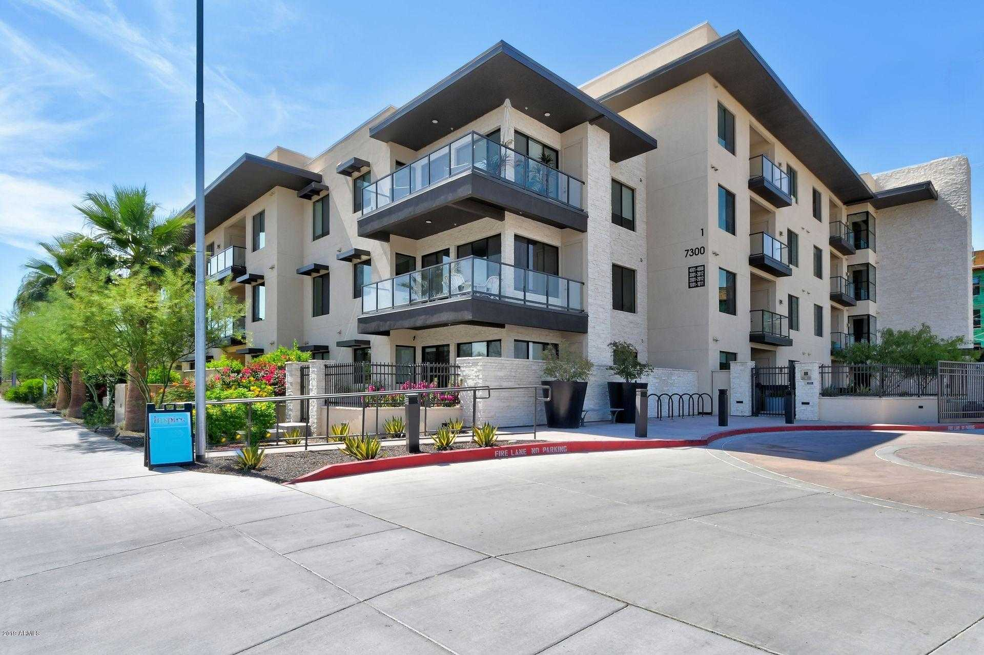 $425,000 - 2Br/2Ba -  for Sale in Inspire On Earll Condominiums, Scottsdale