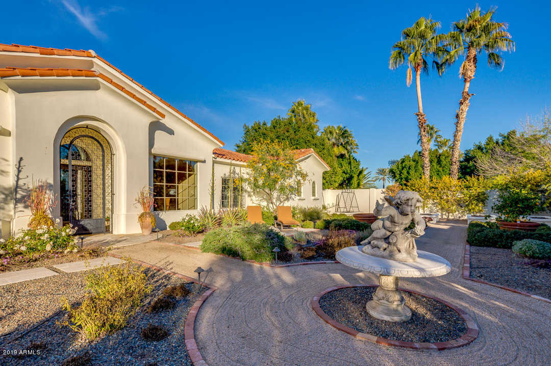 $1,845,000 - 5Br/5Ba - Home for Sale in Lombardi Estates Block 4, Scottsdale