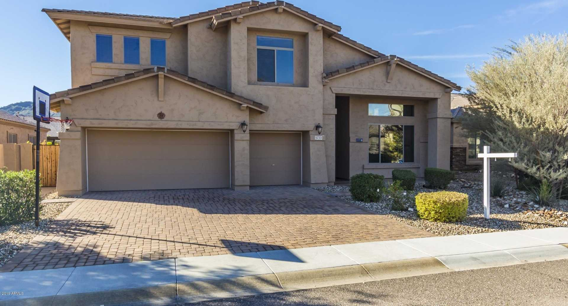 $473,299 - 4Br/3Ba - Home for Sale in Stetson Valley Parcels 30 31 32 33, Phoenix