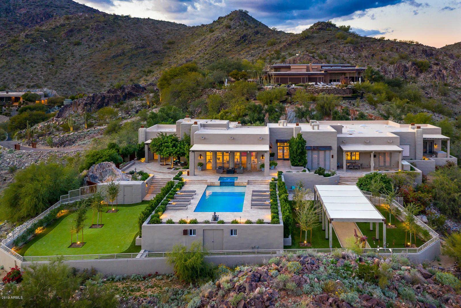 $6,750,000 - 4Br/5Ba - Home for Sale in Tatum Canyon, Paradise Valley