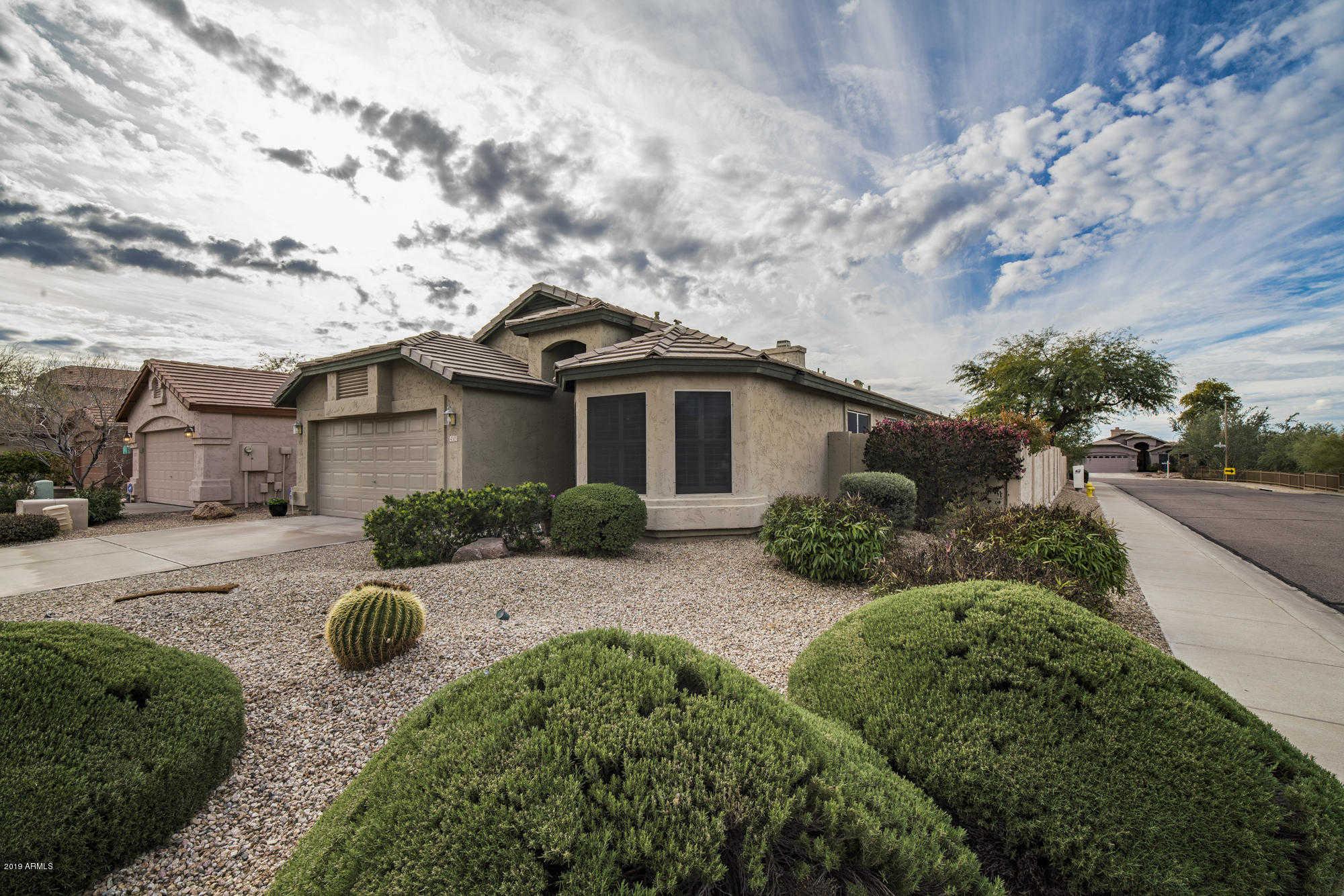 $362,000 - 3Br/2Ba - Home for Sale in Desert Ridge Parcel 7.9, Phoenix
