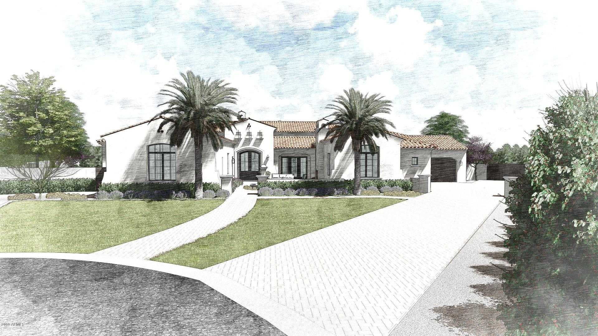 $4,395,000 - 5Br/6Ba - Home for Sale in Casa Blanca Estates Lot 20-37 & Tr A, Paradise Valley