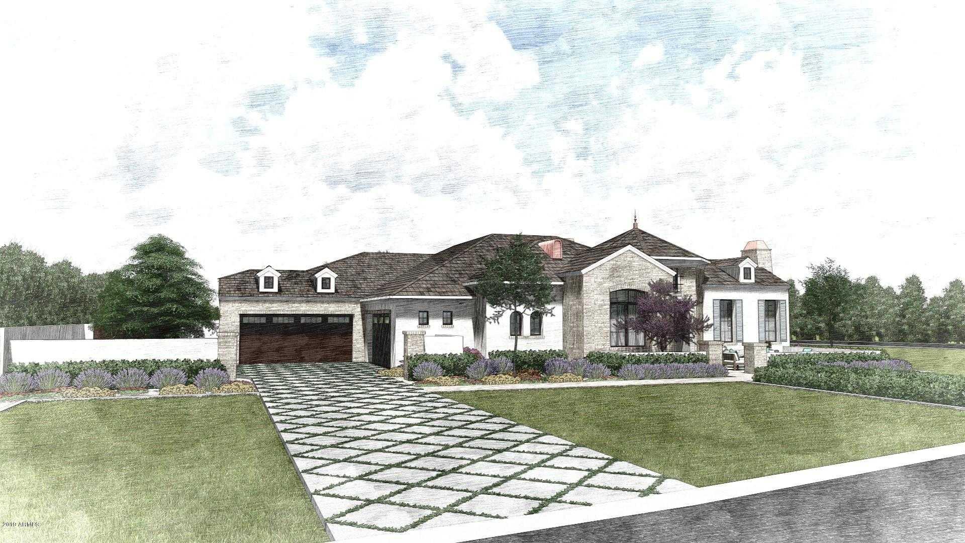 $4,450,000 - 5Br/7Ba - Home for Sale in Casa Blanca Estates Lot 20-37 & Tr A, Paradise Valley