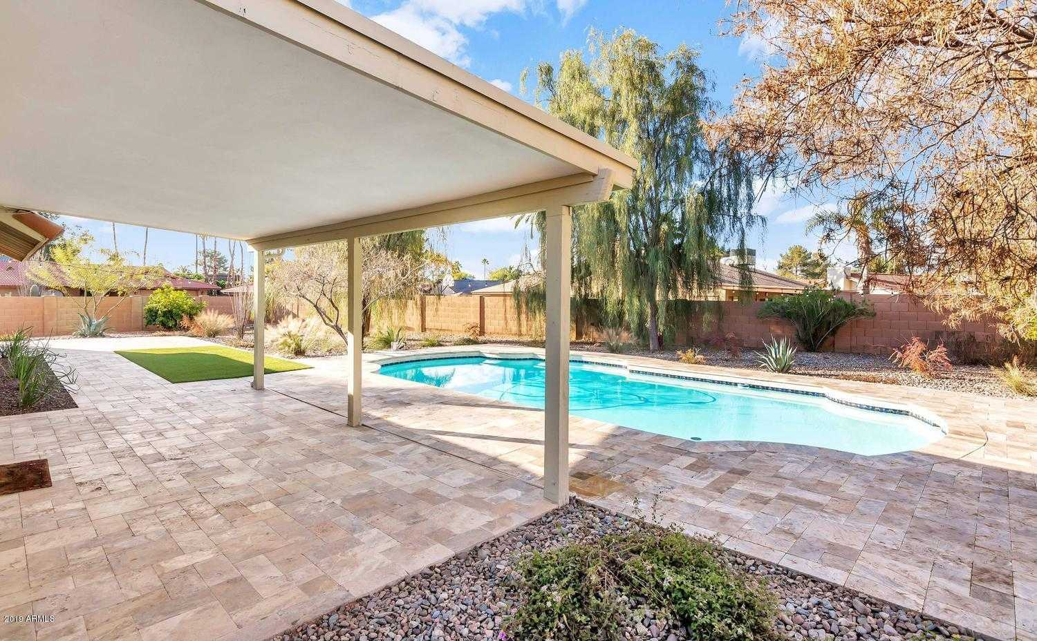 $549,900 - 3Br/2Ba - Home for Sale in Paradise Valley Mirada 3-b Lot 129-168, Scottsdale