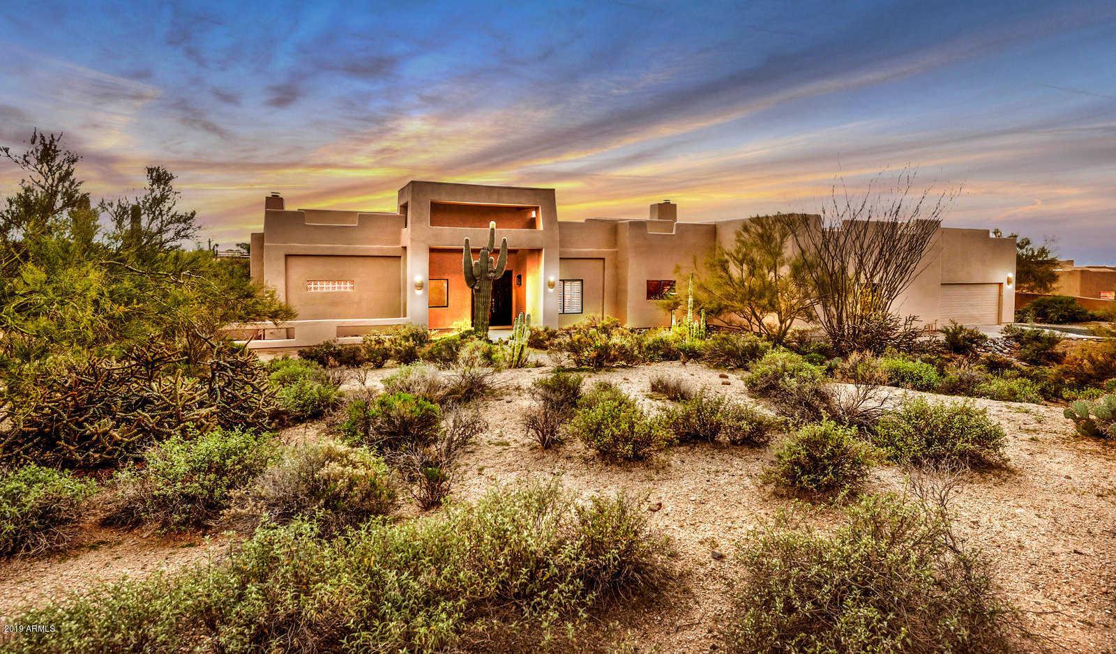 $575,000 - 4Br/4Ba - Home for Sale in Velvet Shadows, Carefree
