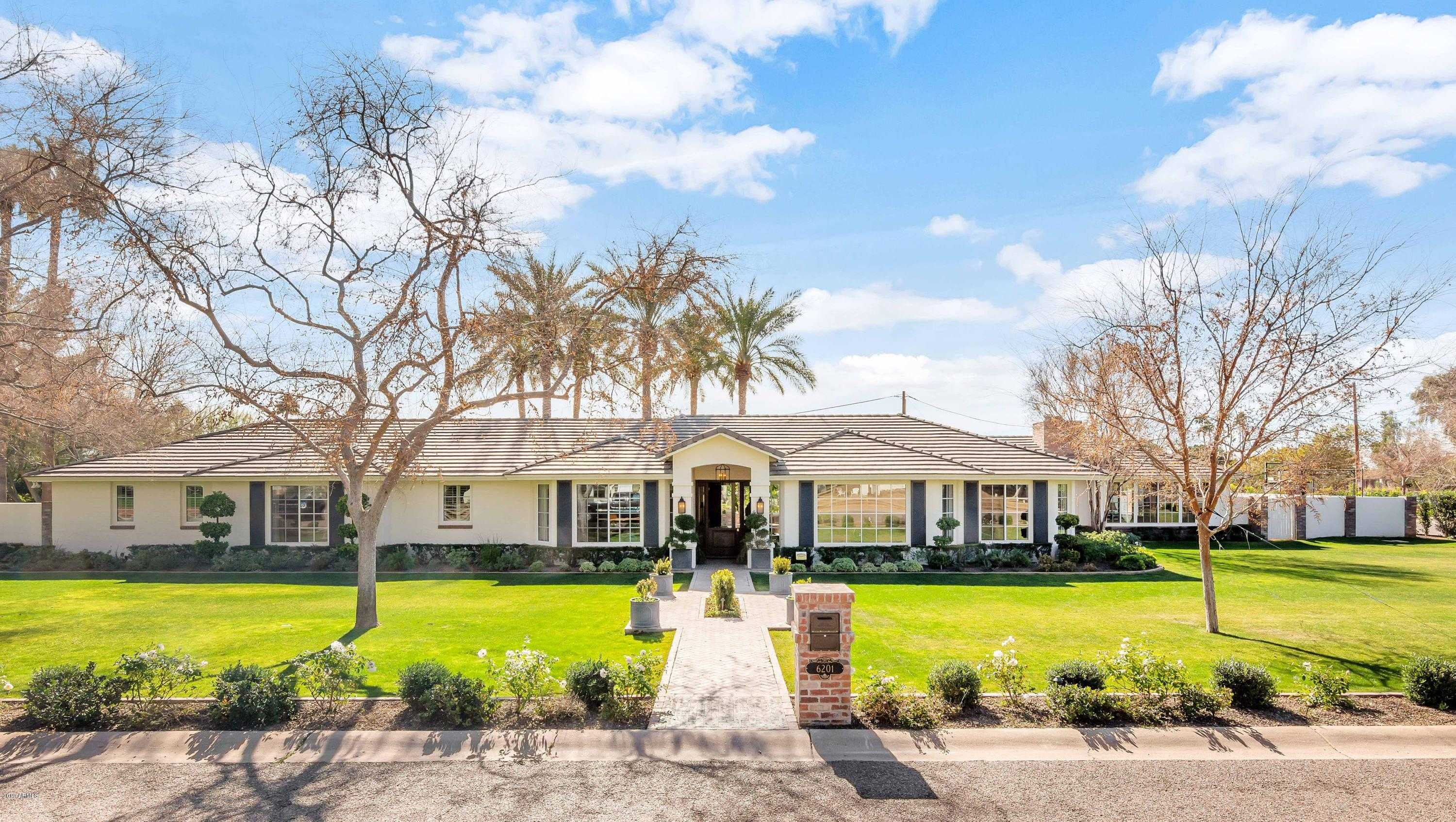 $2,695,000 - 6Br/7Ba - Home for Sale in Dana Est., Scottsdale
