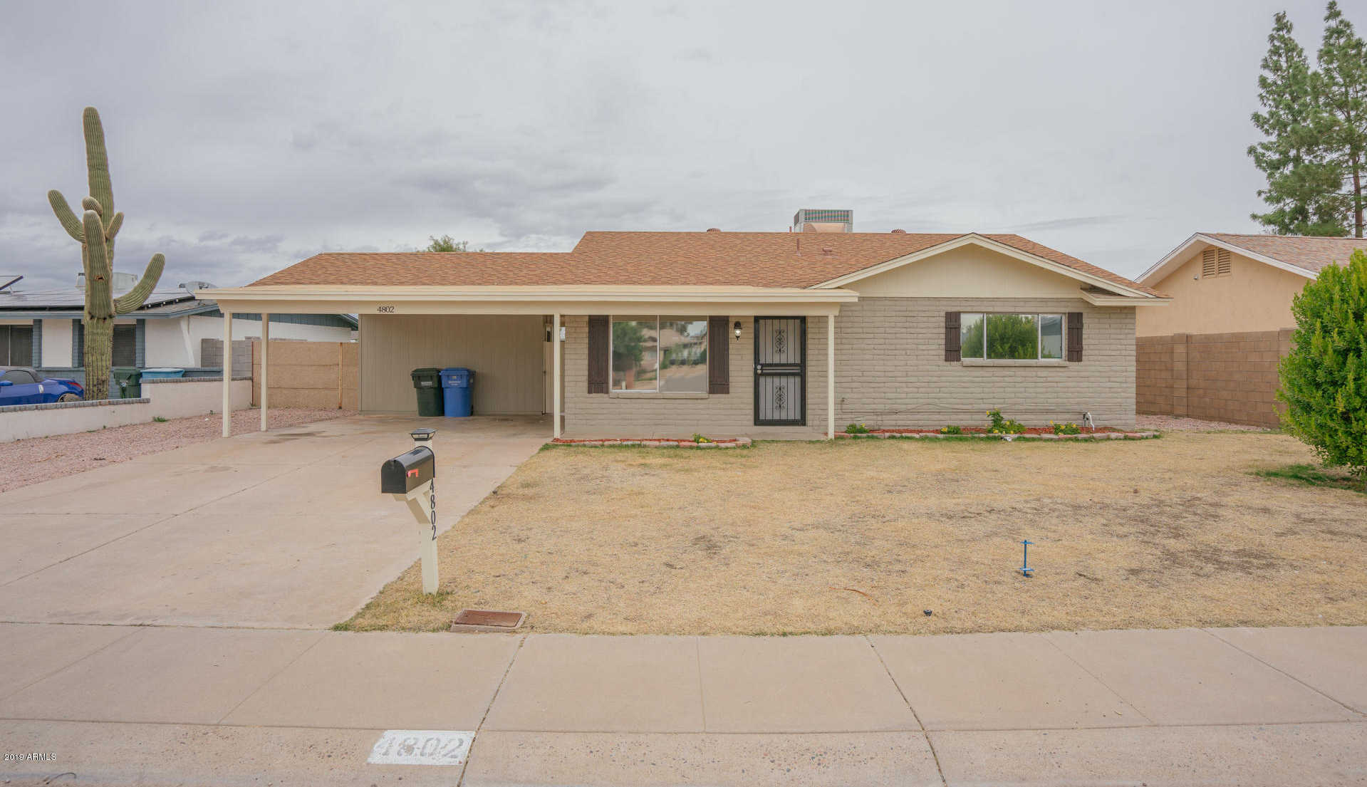 $219,000 - 4Br/2Ba - Home for Sale in Continental North 8 Lot 459-749, Glendale