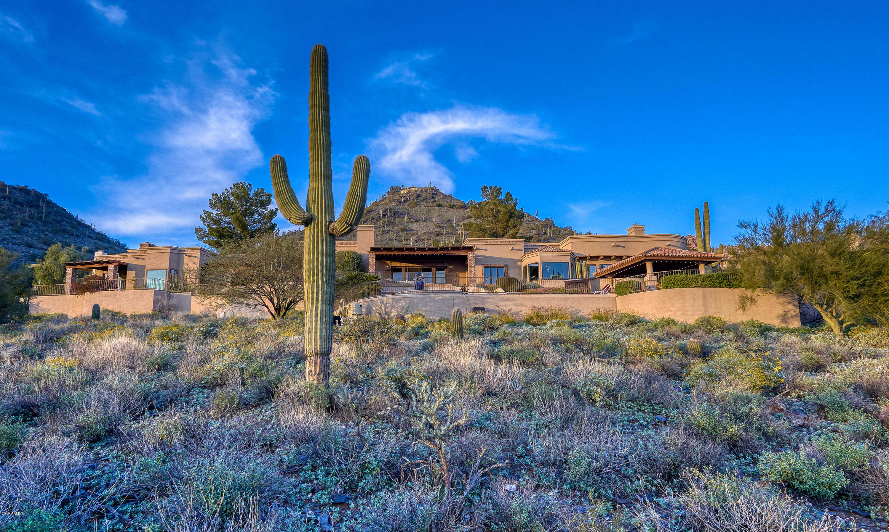 $2,150,000 - 4Br/5Ba - Home for Sale in Carefree Grand View Estates 2 Lot 23-40, Carefree