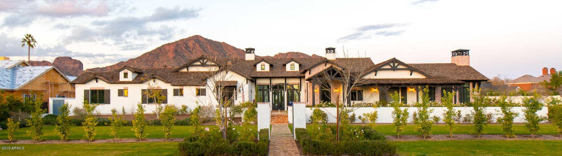 $3,395,000 - 5Br/7Ba - Home for Sale in Del Ray Estates 3, Phoenix