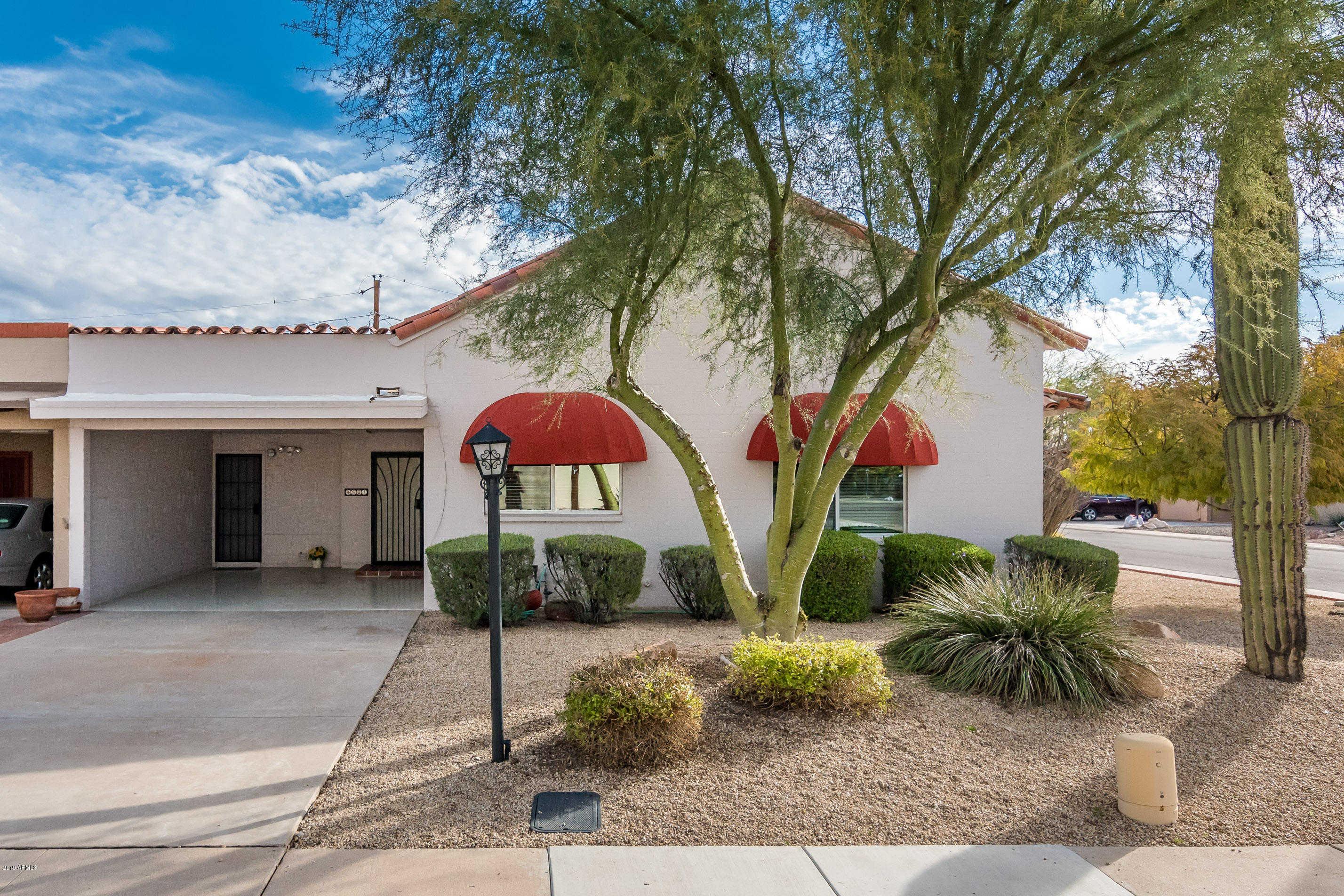 $330,000 - 2Br/2Ba -  for Sale in Villa Monterey 2, Scottsdale