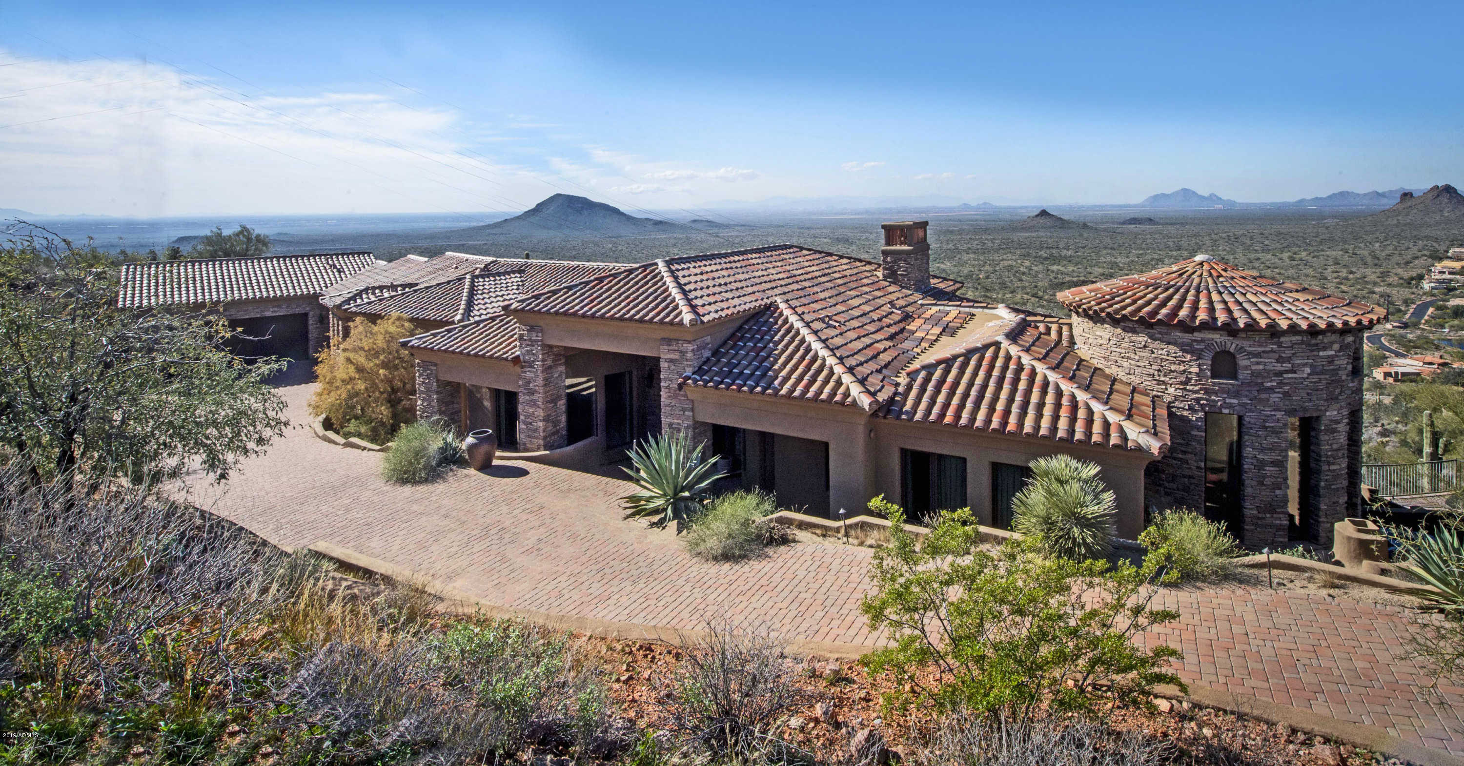 $1,995,000 - 5Br/6Ba - Home for Sale in Firerock Parcel I, Fountain Hills