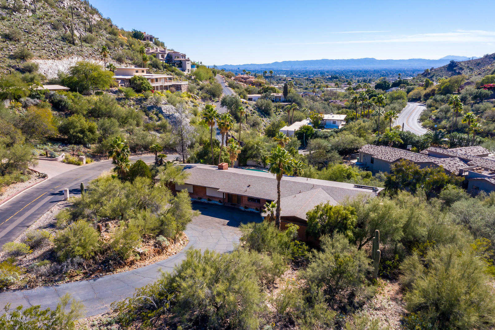 $890,000 - 3Br/5Ba - Home for Sale in Clearwater Hills 2 Private Roads, Paradise Valley