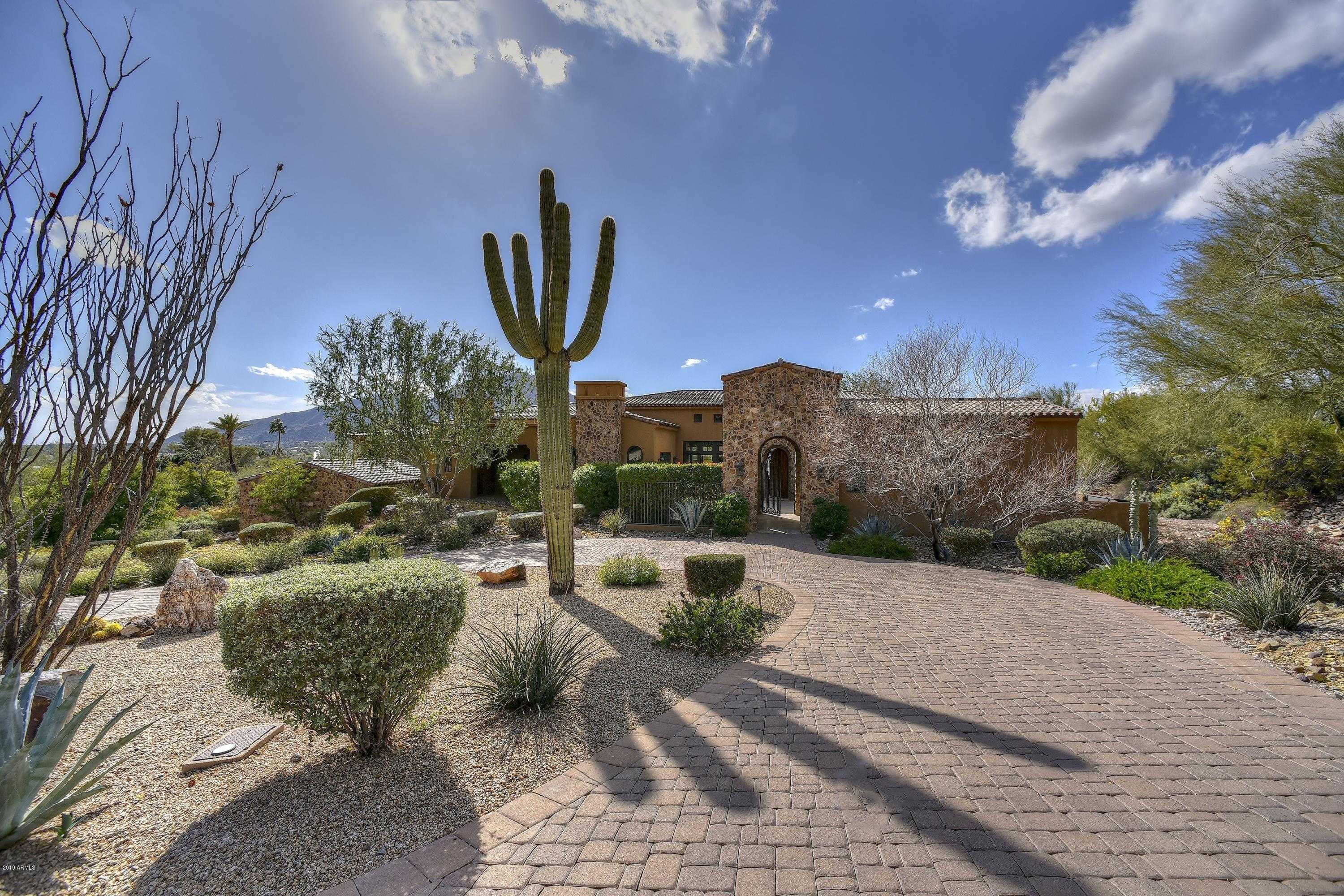 $3,995,000 - 4Br/6Ba - Home for Sale in Club Estates 2, Paradise Valley
