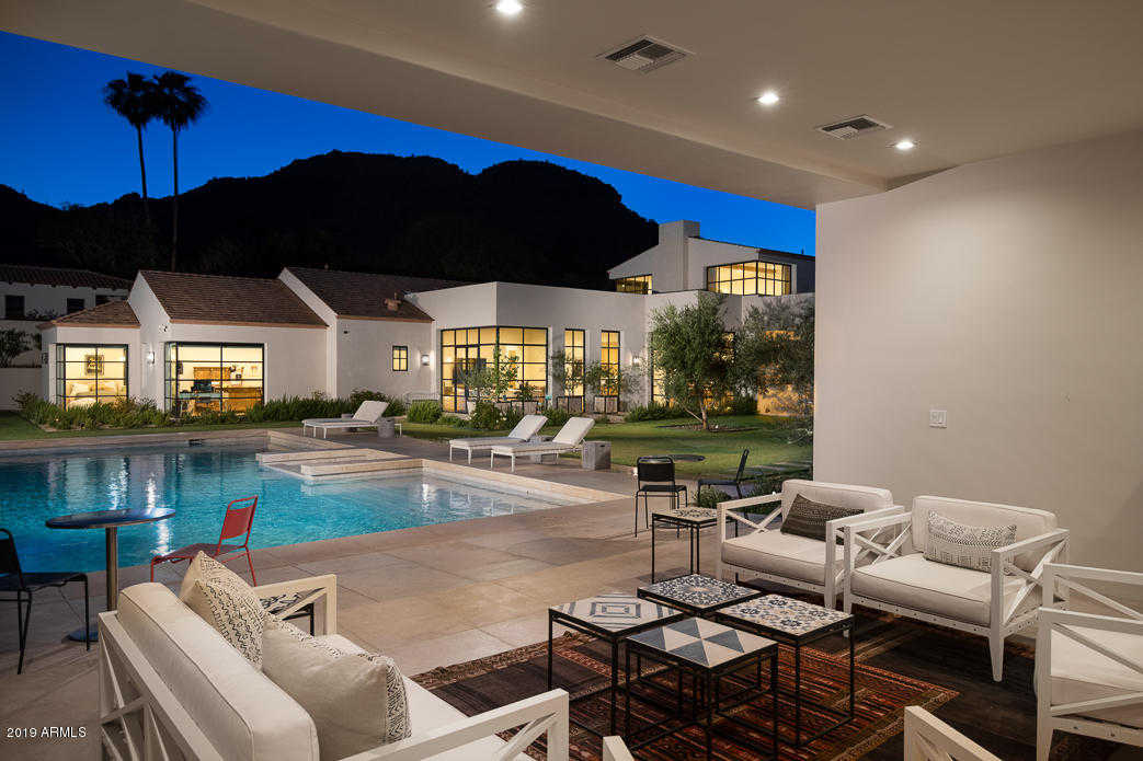 $5,700,000 - 5Br/8Ba - Home for Sale in Mummy Mountain Park 2, Paradise Valley