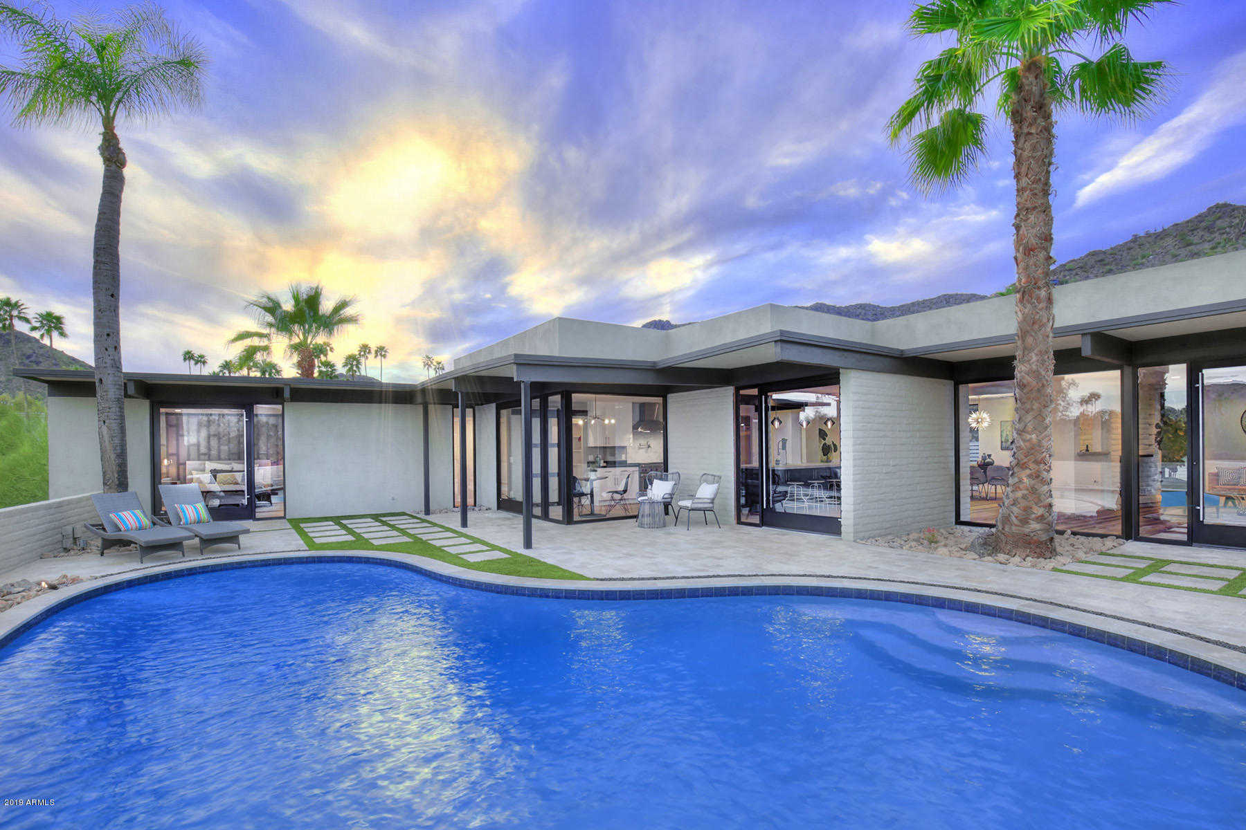 $1,999,000 - 4Br/4Ba - Home for Sale in Clearwater Hills Prvt Roads & Tr A, Paradise Valley